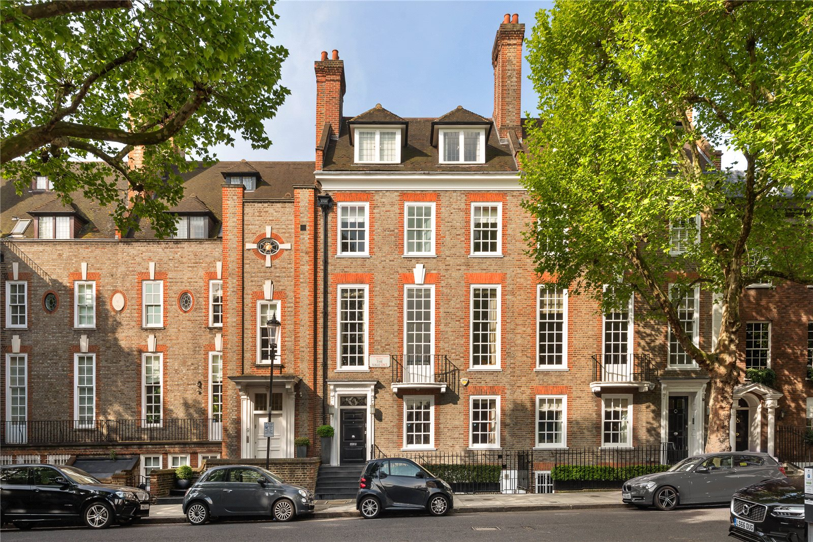 Single Family Home for Sale at The Vale, Chelsea, London, SW3 Chelsea, London, England