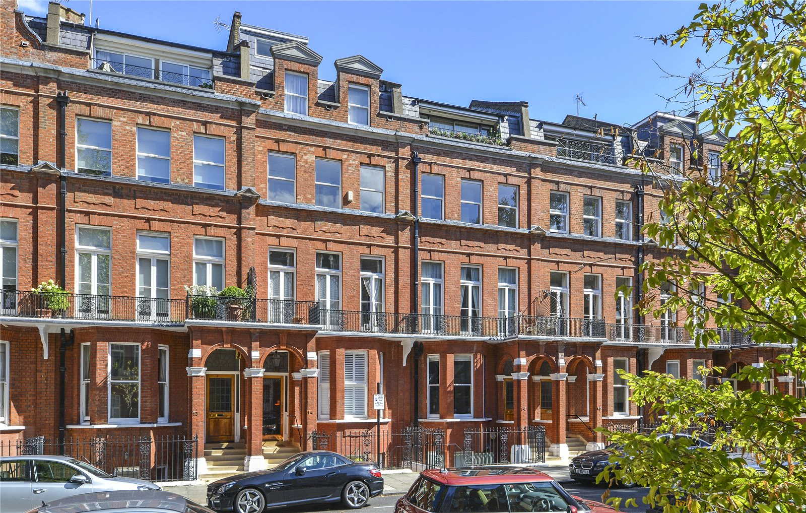 Additional photo for property listing at Cheyne Gardens, London, SW3 London, 英格蘭