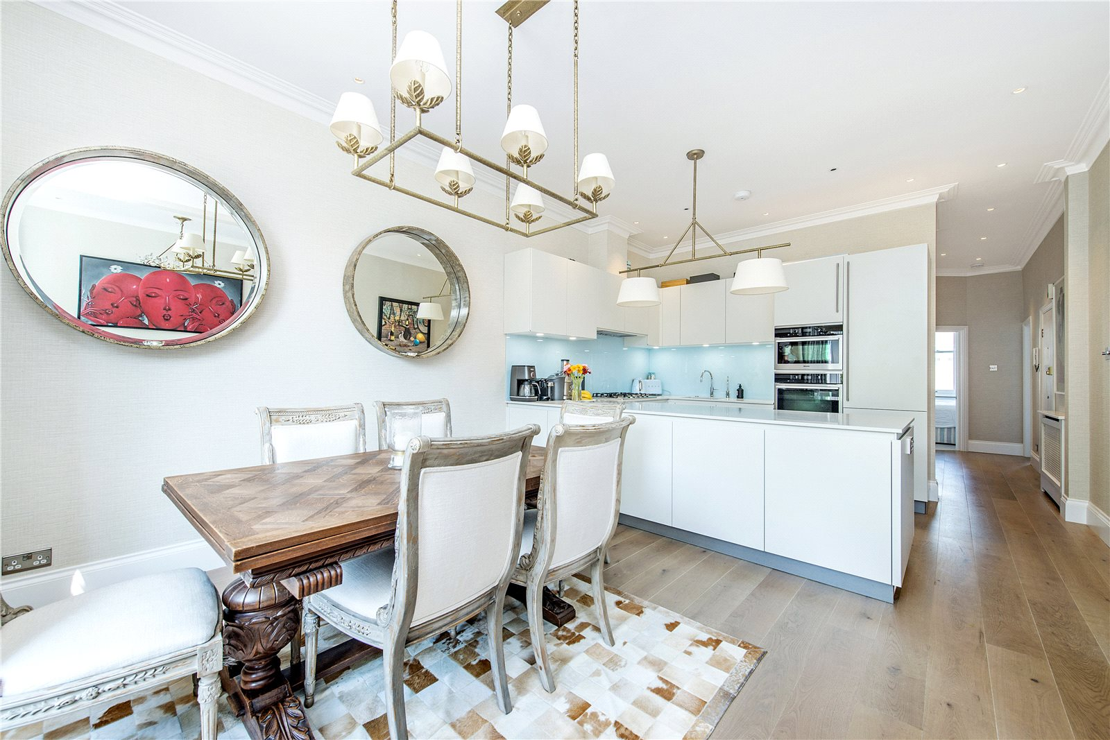 Additional photo for property listing at Cornwall Gardens, South Kensington, London, SW7 South Kensington, London, Ingiltere