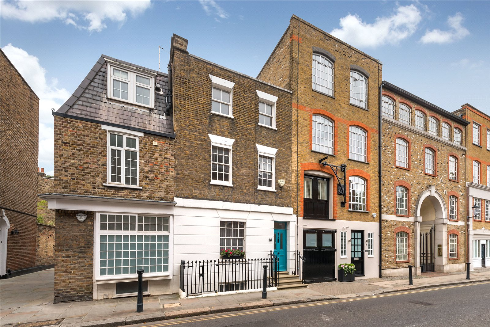 Single Family Home for Sale at Old Church Street, Chelsea, London, SW3 Chelsea, London, England