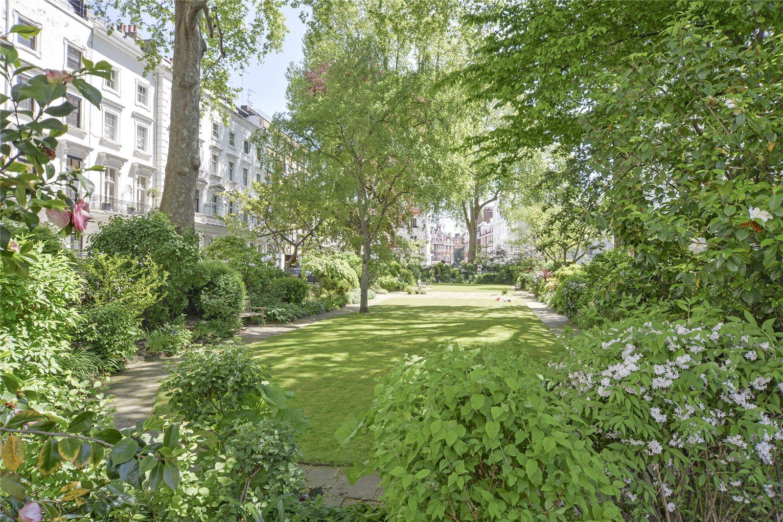 Апартаменты / Квартиры для того Продажа на Ovington Square, London, SW3 London, Англия