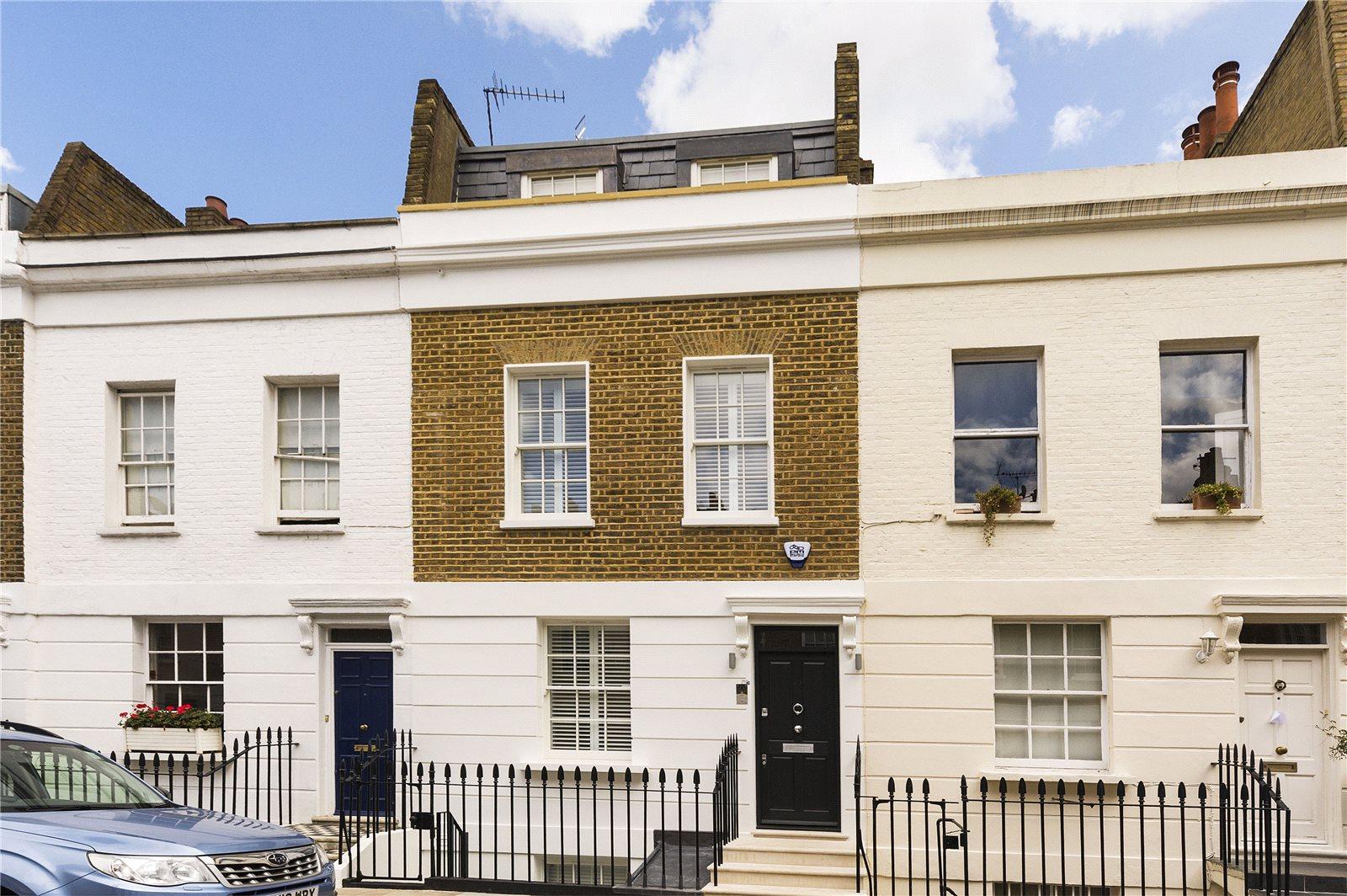 一戸建て のために 売買 アット Hasker Street, London, SW3 London, イギリス
