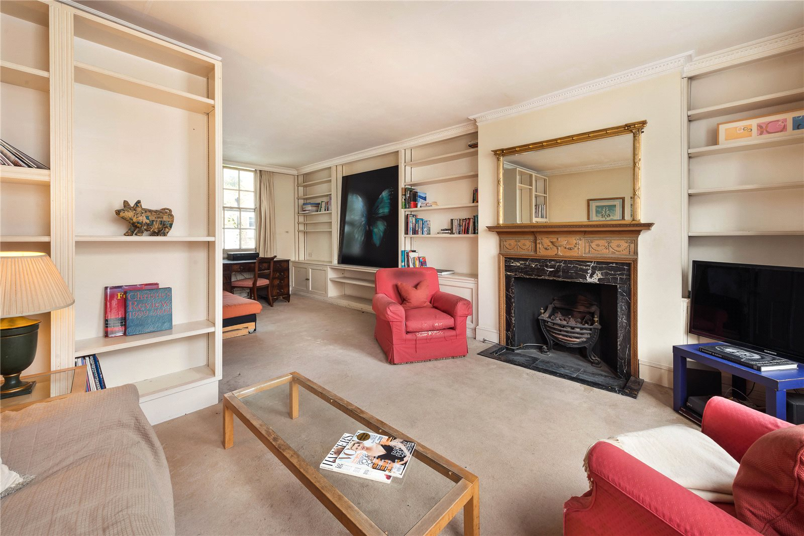 Additional photo for property listing at Hasker Street, London, SW3 London, Angleterre
