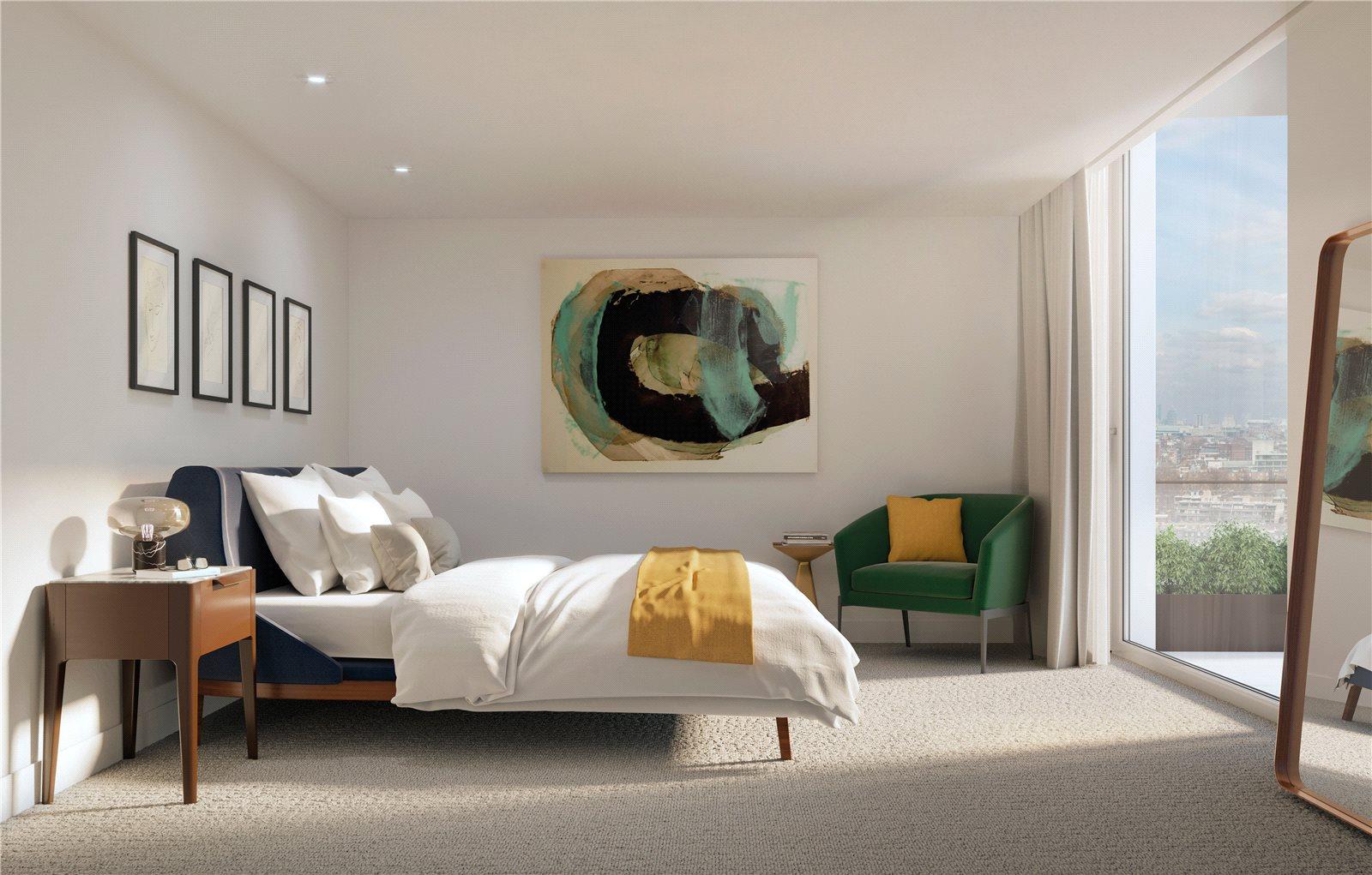 Wohnung für Verkauf beim Paddington Gardens, North Wharf Road, London, W2 London, England