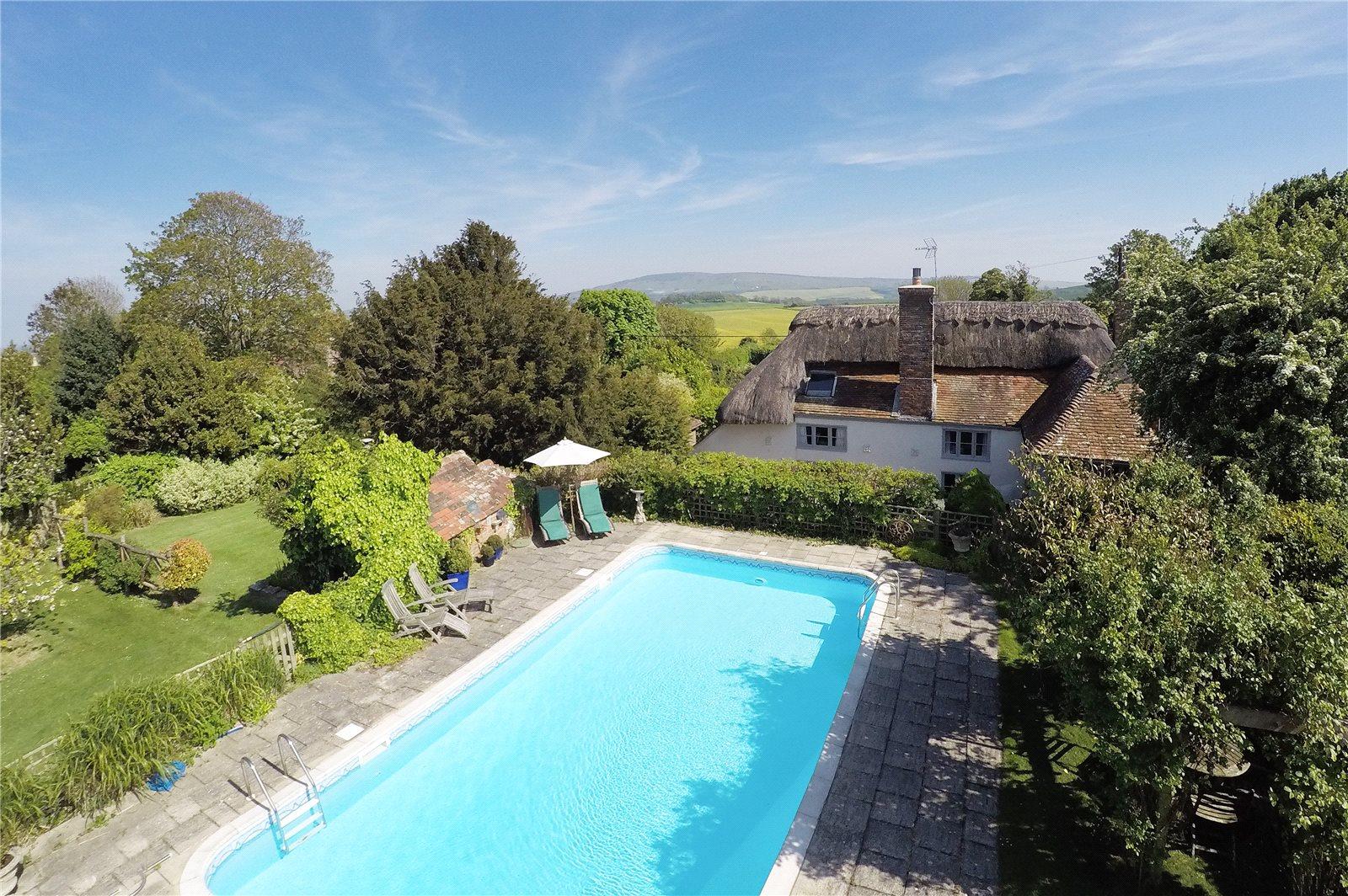 Maison unifamiliale pour l Vente à The Village, Alciston, Polegate, East Sussex, BN26 Polegate, Angleterre