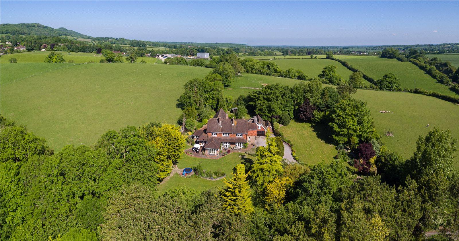 Частный дом для того Продажа на Hamsey, Lewes, East Sussex, BN8 Lewes, Англия