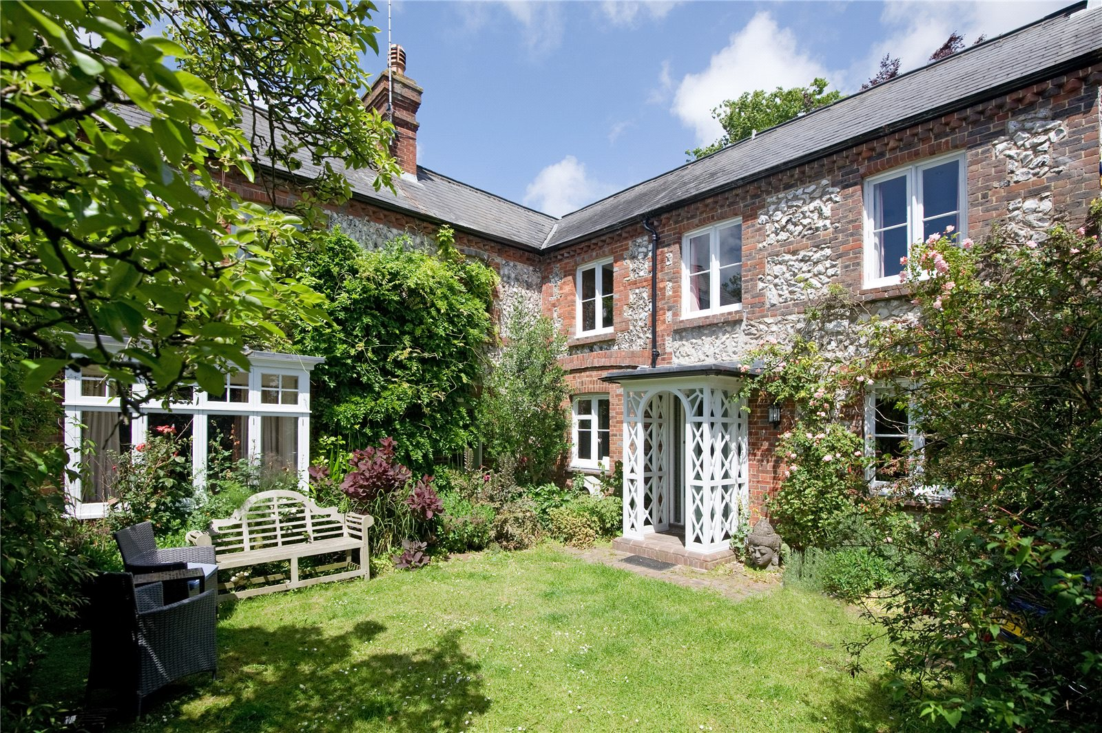 Частный дом для того Продажа на Castle Precincts, Lewes, East Sussex, BN7 Lewes, Англия