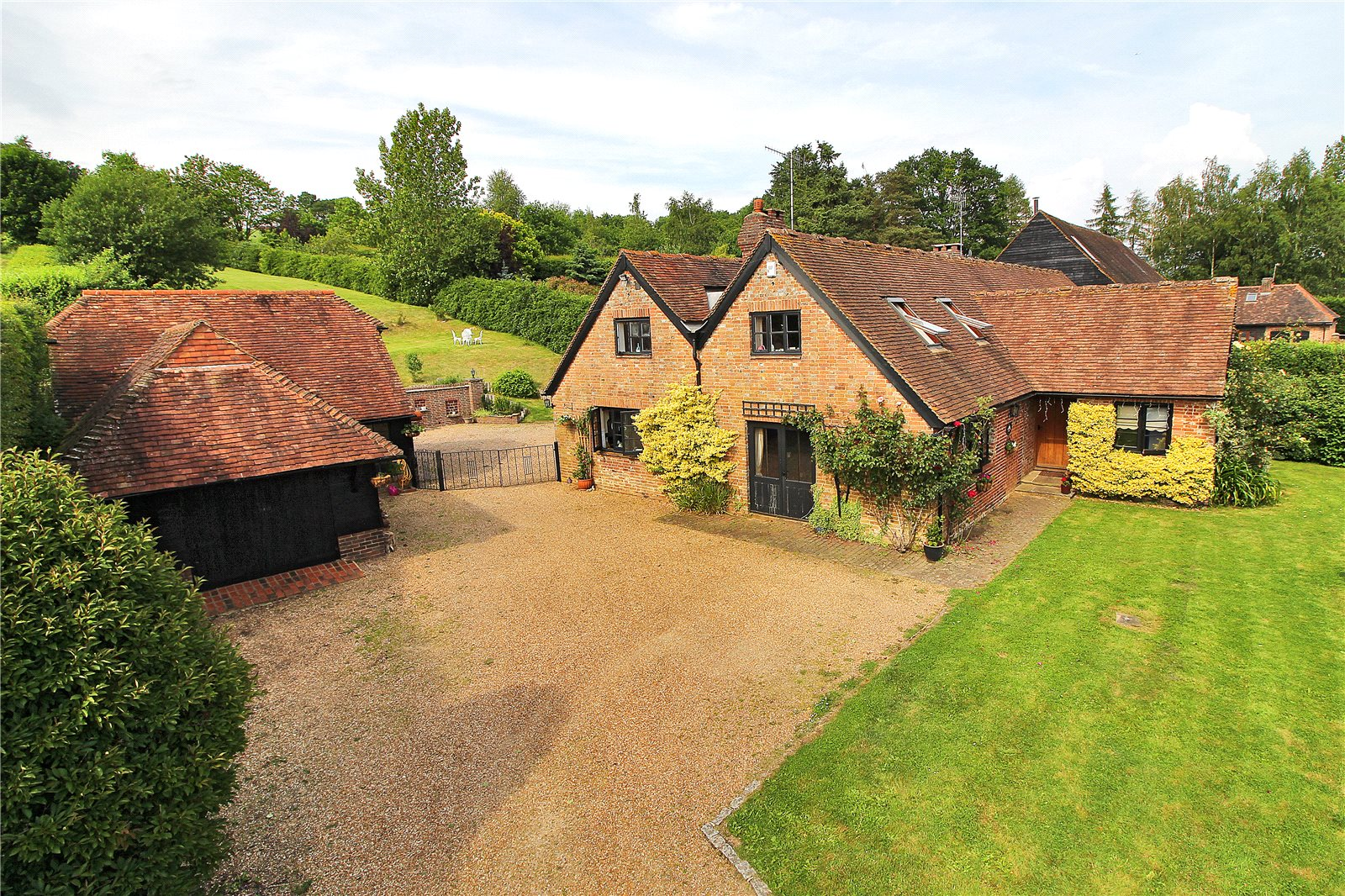 Additional photo for property listing at Summerford Farm, Beech Green Lane, Withyham, East Sussex, TN7 Withyham, Angleterre