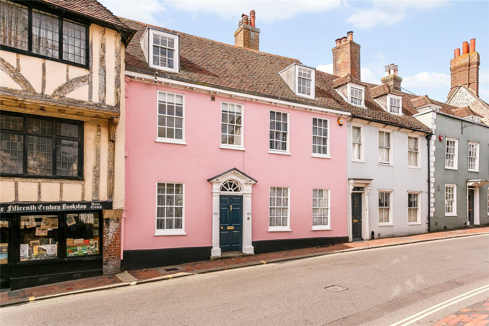 Частный дом для того Продажа на High Street, Lewes, East Sussex, BN7 Lewes, Англия
