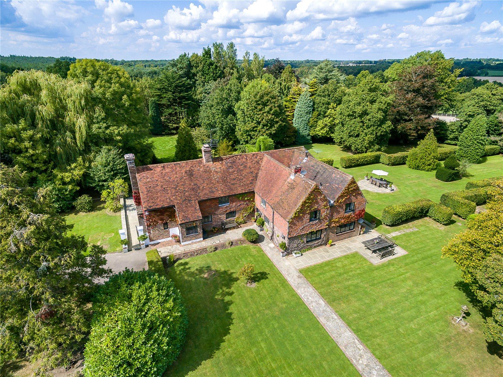 Апартаменты / Квартиры для того Продажа на Whitesmith, Nr Lewes, East Sussex, BN8 East Sussex, Англия