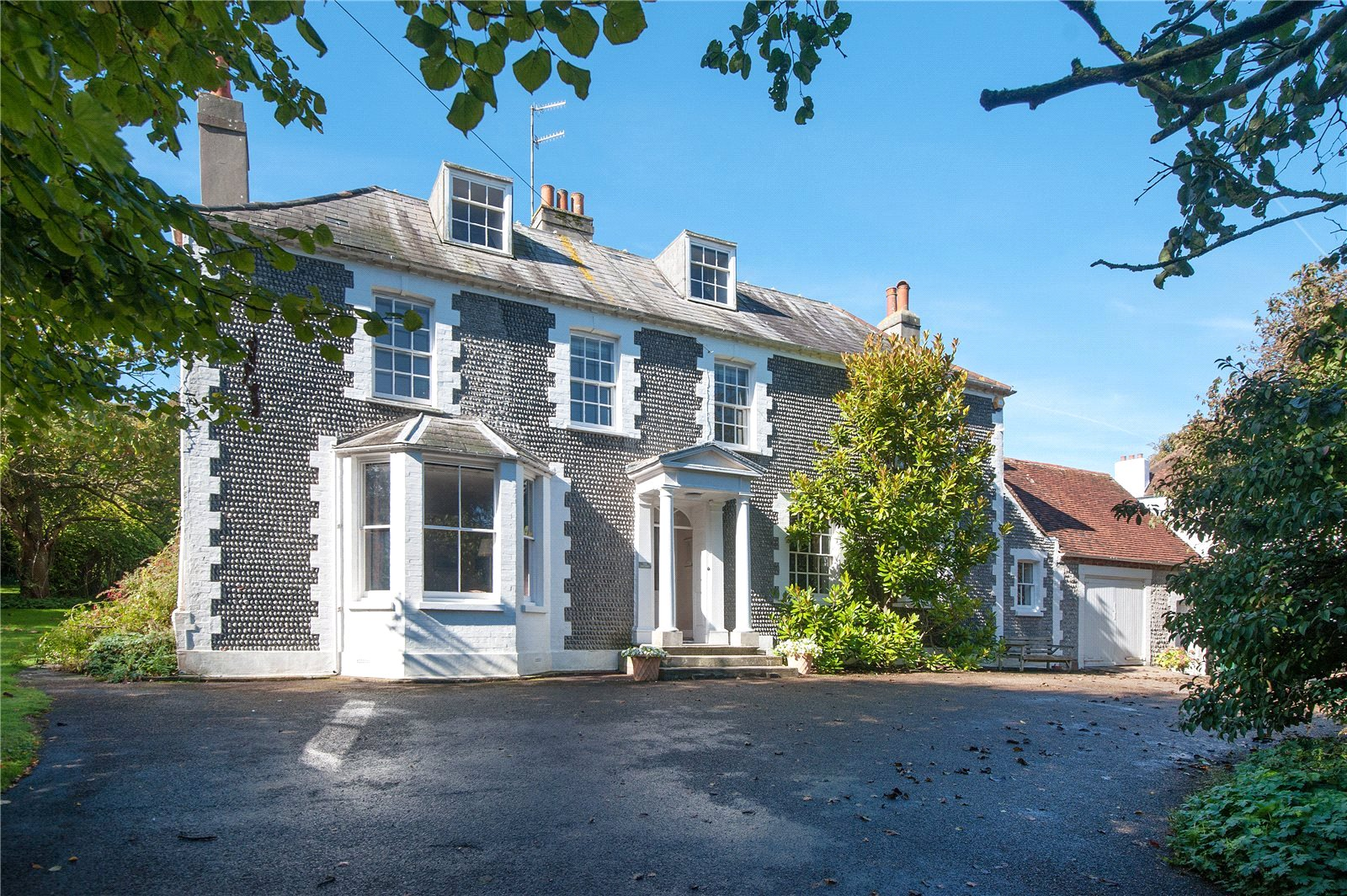 Single Family Home for Sale at Greenways, Ovingdean, Brighton, BN2 Brighton, England