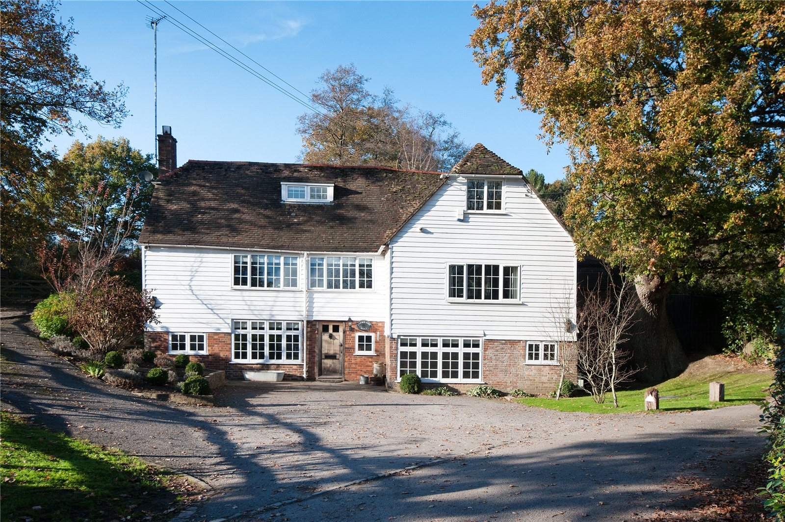 단독 가정 주택 용 매매 에 Monteswood Lane, Lindfield, West Sussex, RH16 Lindfield, 영국