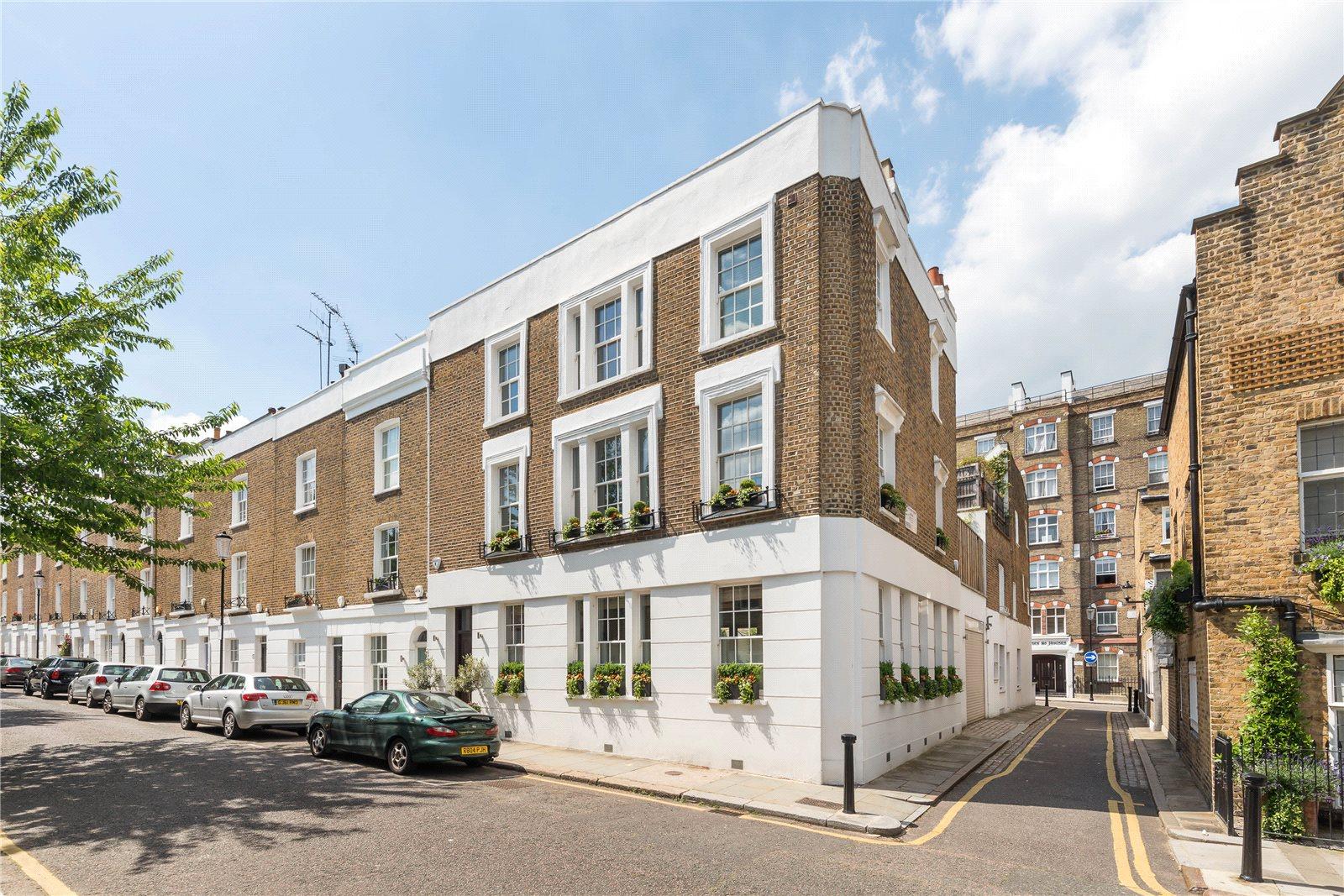 Vivienda unifamiliar por un Venta en Campden Street, Kensington, London, W8 Kensington, London, Inglaterra