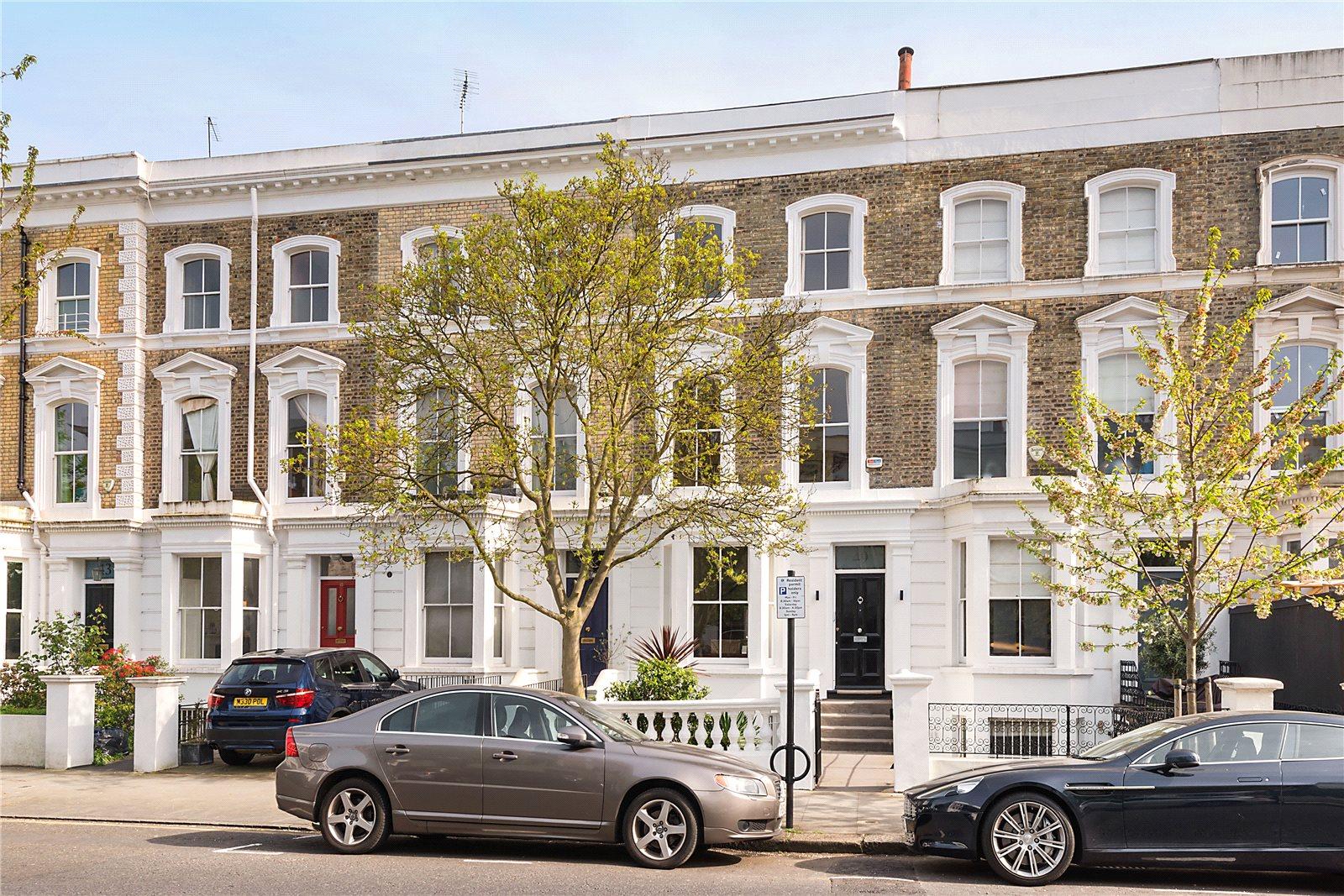 Strutt parker kensington luxury real estate agents in for The kensington house
