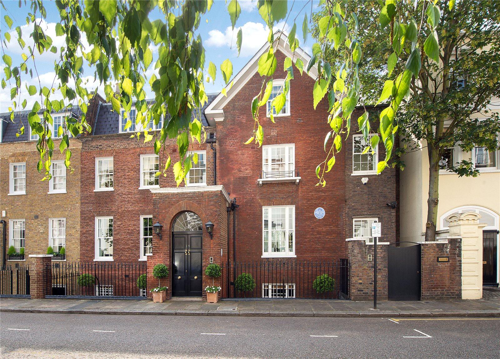 Single Family Home for Sale at Hyde Park Gate, Kensington, London, SW7 Kensington, London, England