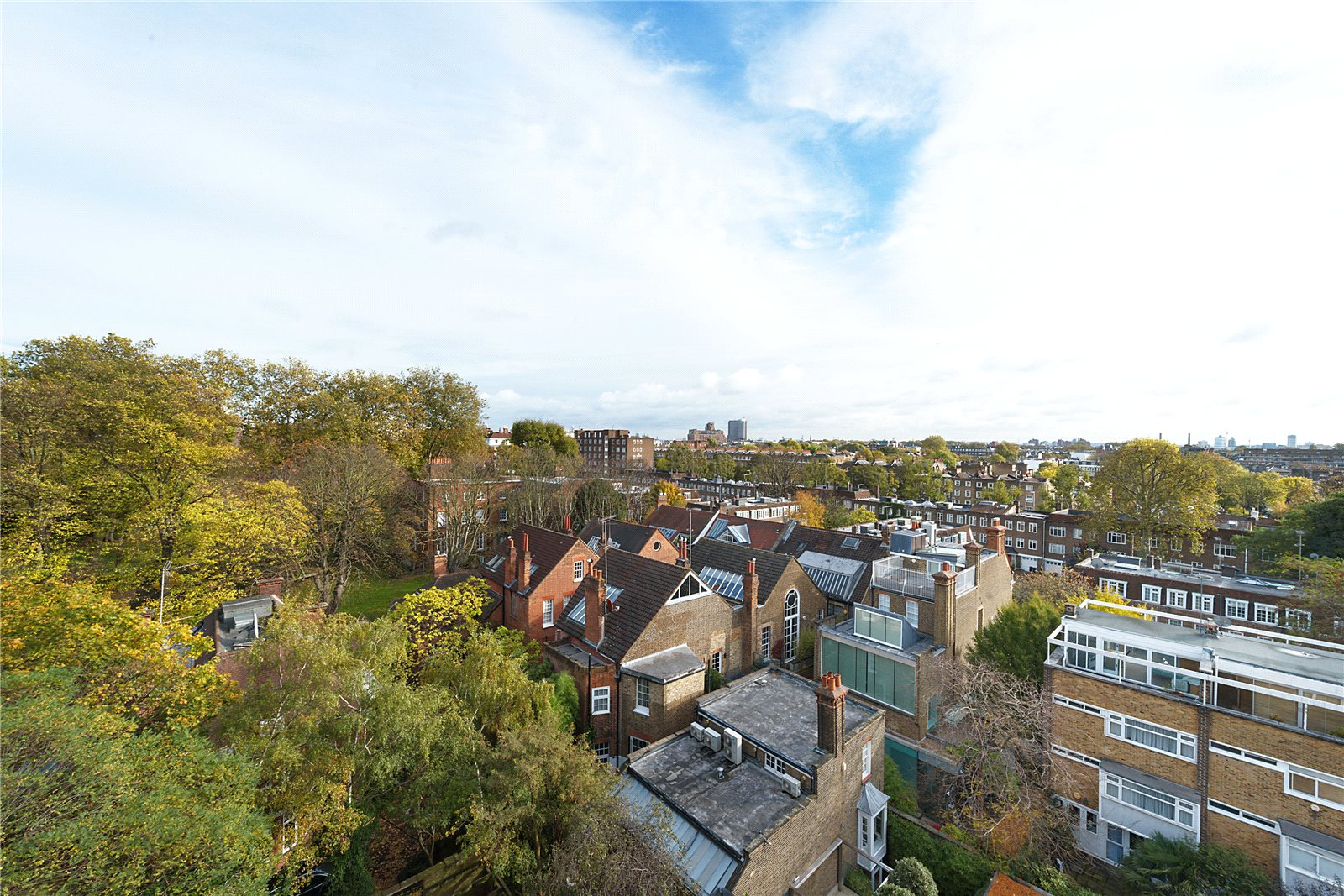 Additional photo for property listing at Monckton Court, Strangways Terrace, Holland Park, London, W14 Holland Park, London, 英格兰