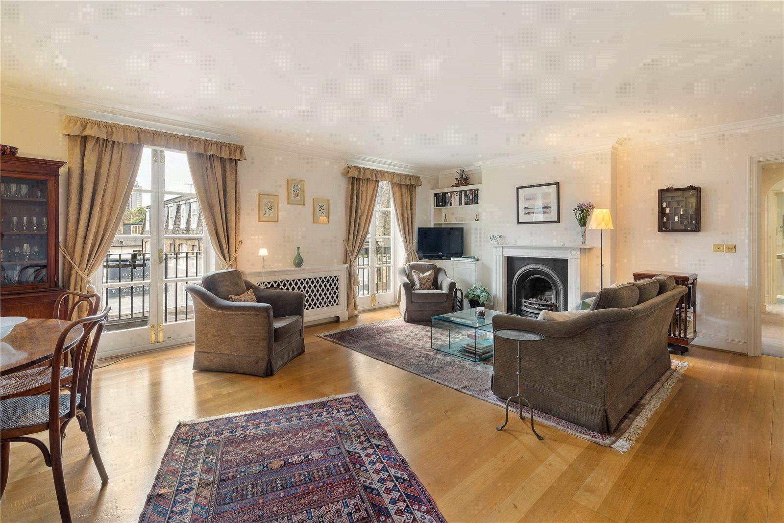 公寓 為 出售 在 Palace Gate, Kensington, London, W8 Kensington, London, 英格蘭
