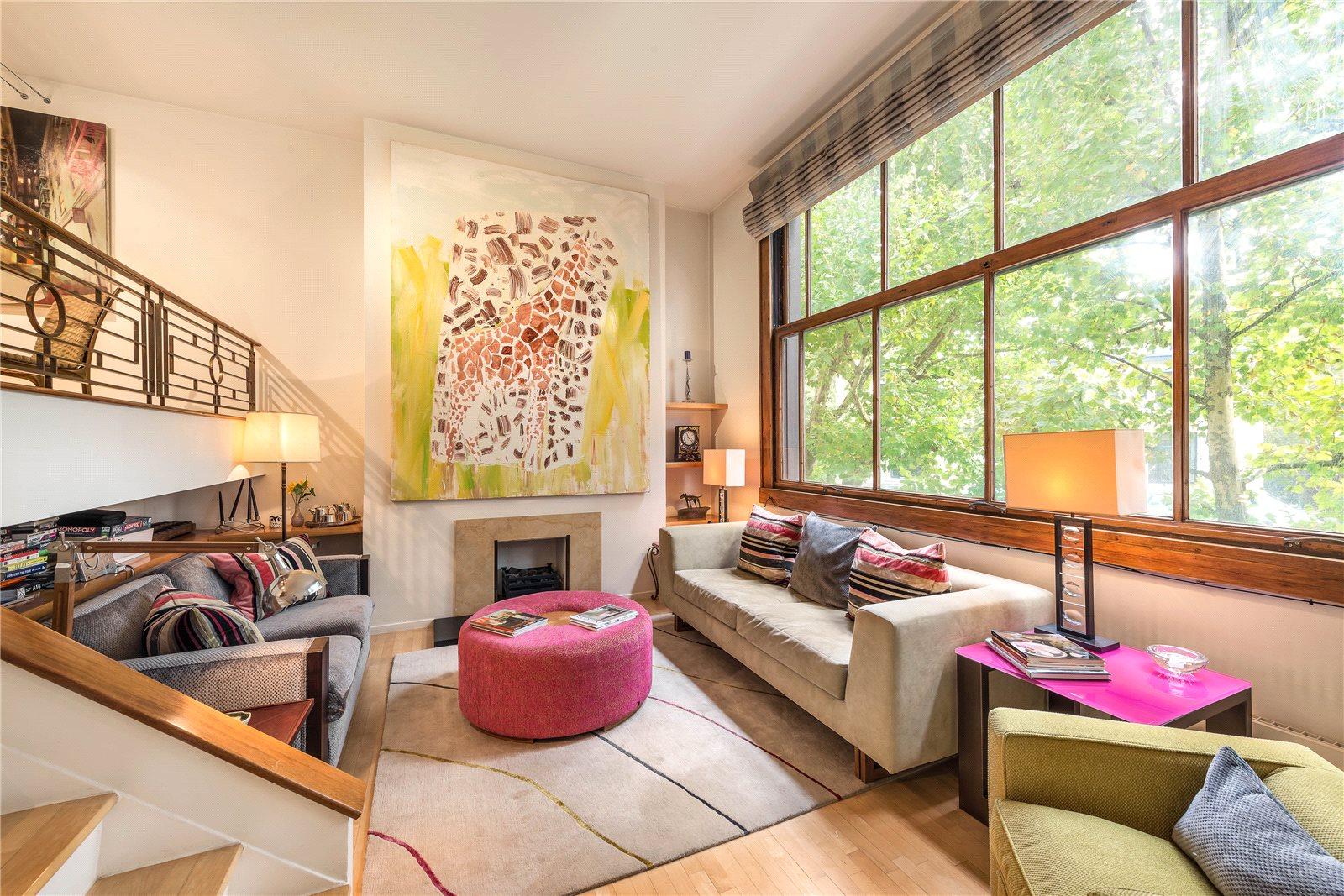 公寓 為 出售 在 Palace Gate, London, W8 London, 英格蘭