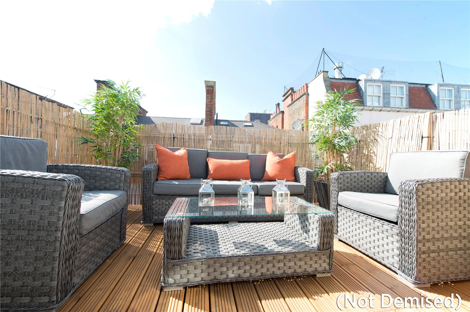 Additional photo for property listing at Prince of Wales Terrace, Kensington, London, W8 Kensington, London, Inglaterra
