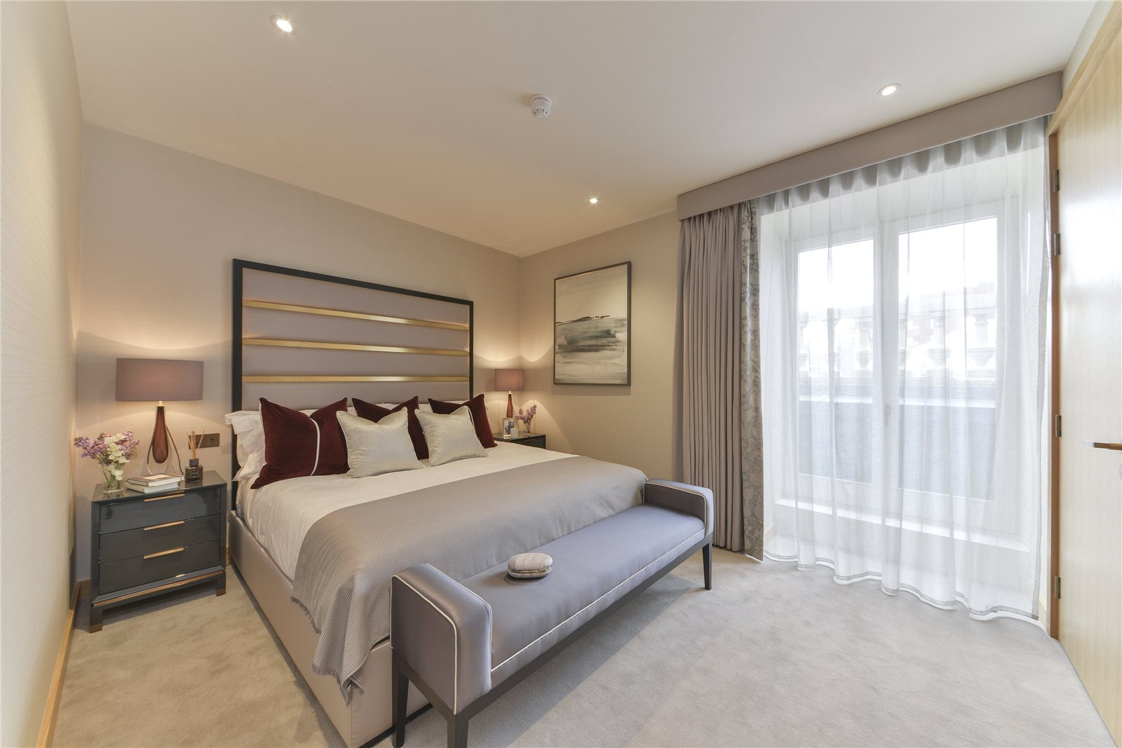 Additional photo for property listing at One Kensington Gardens, 36, 6 De Vere Gardens, London, W8 London, Ingiltere