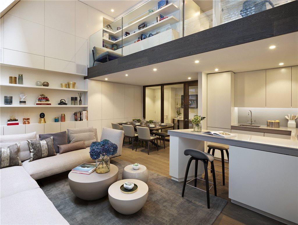 公寓 為 出售 在 Bolton Studios, 17B Gilston Road, London, SW10 London, 英格蘭