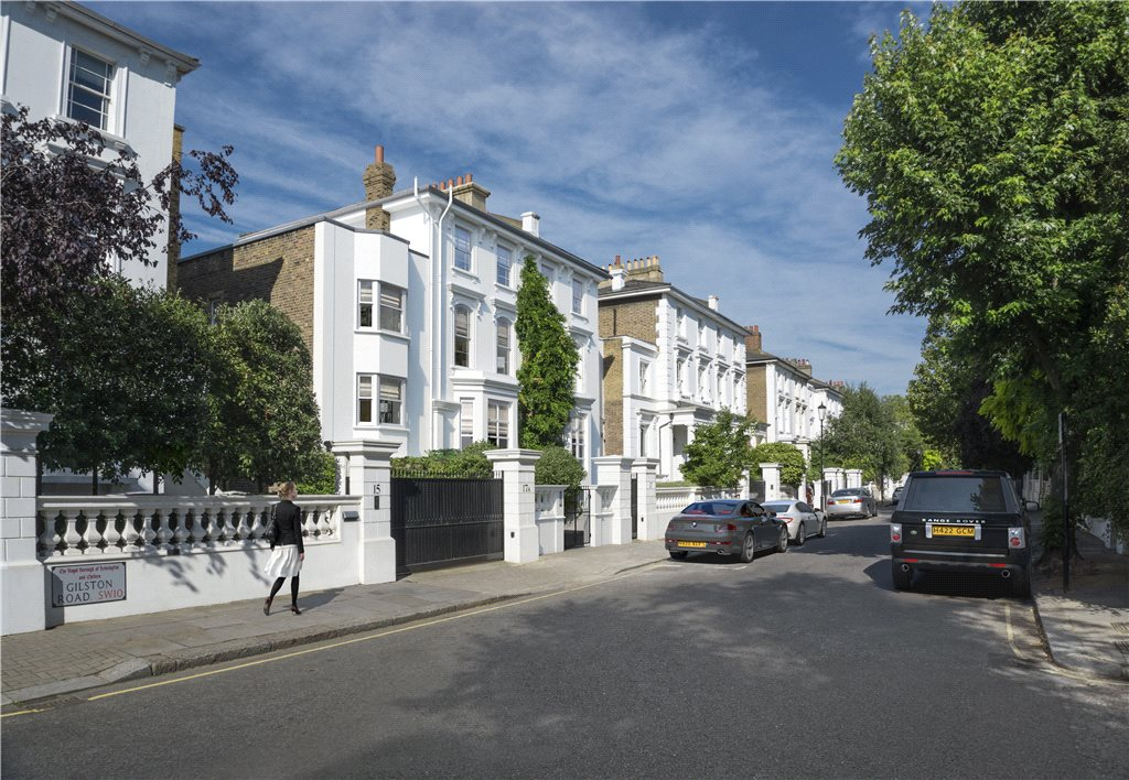 Additional photo for property listing at Bolton Studios, 17B Gilston Road, London, SW10 London, イギリス