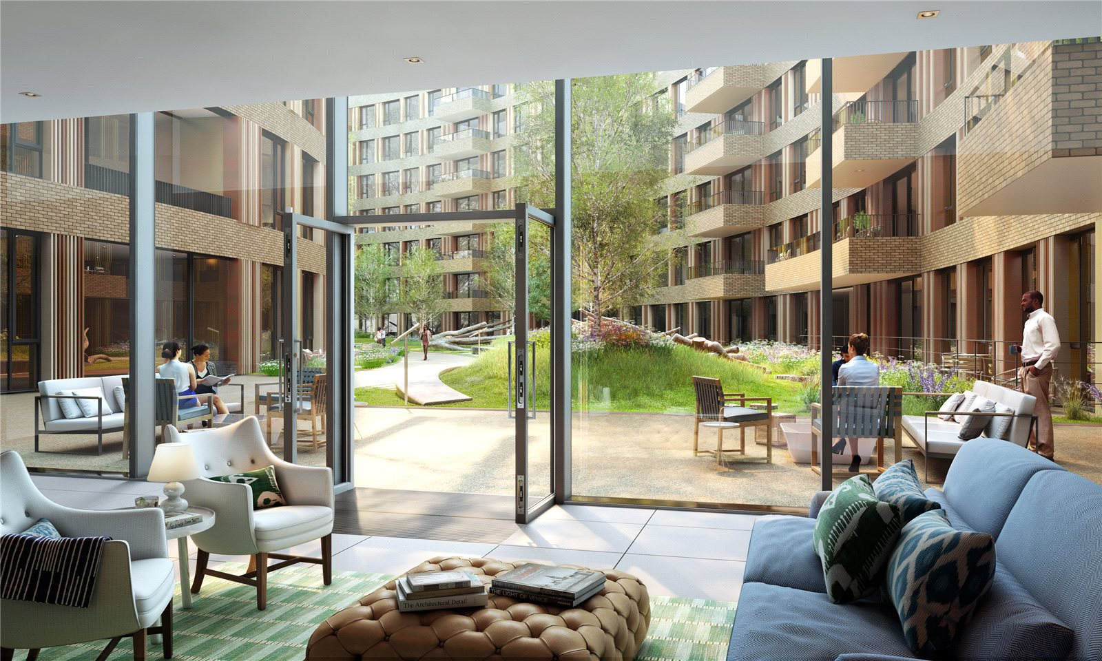Appartements / Flats pour l Vente à Television Centre, 101 Wood Lane, London, W12 London, Angleterre