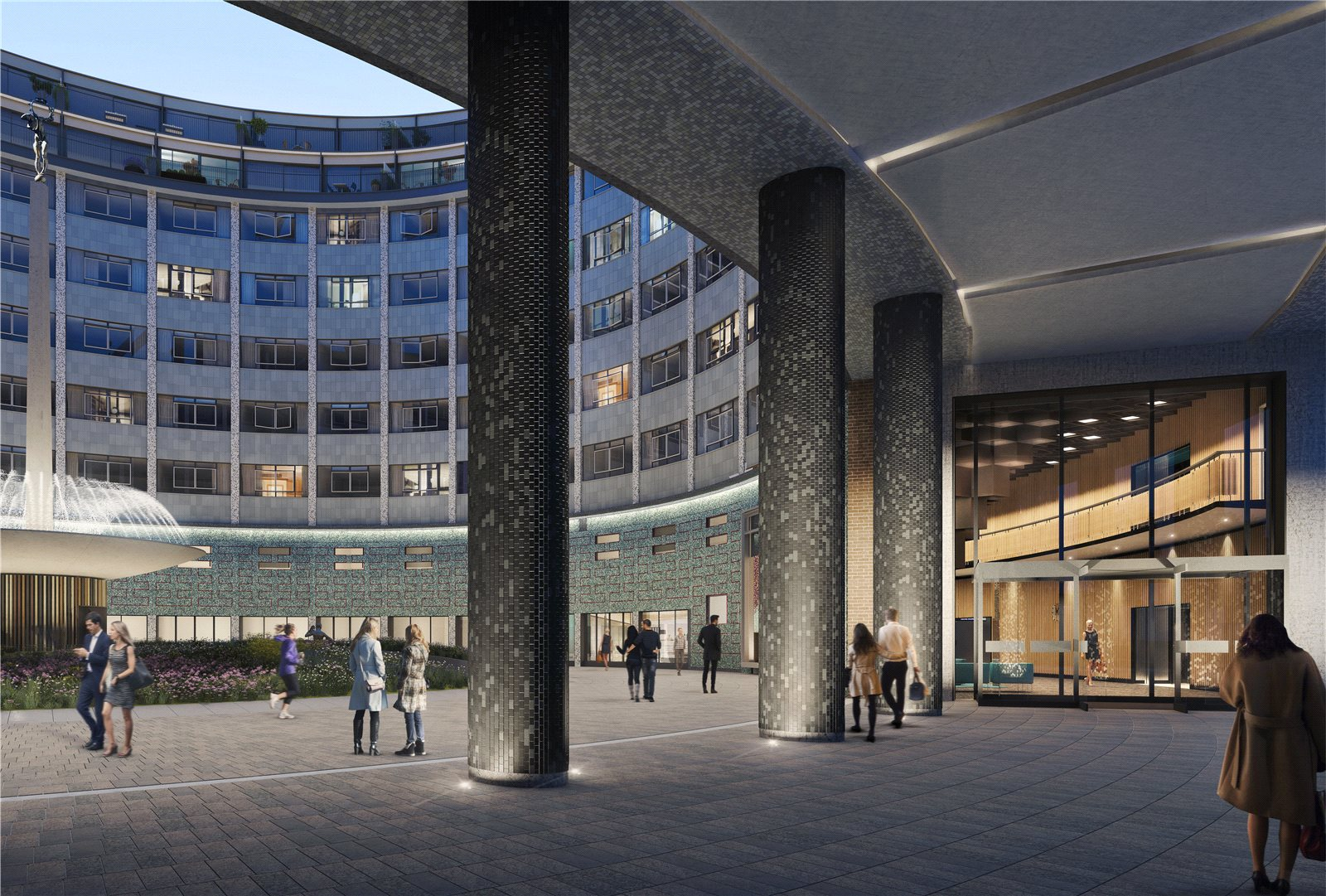 Additional photo for property listing at Television Centre, 101 Wood Lane, London, W12 London, Angleterre