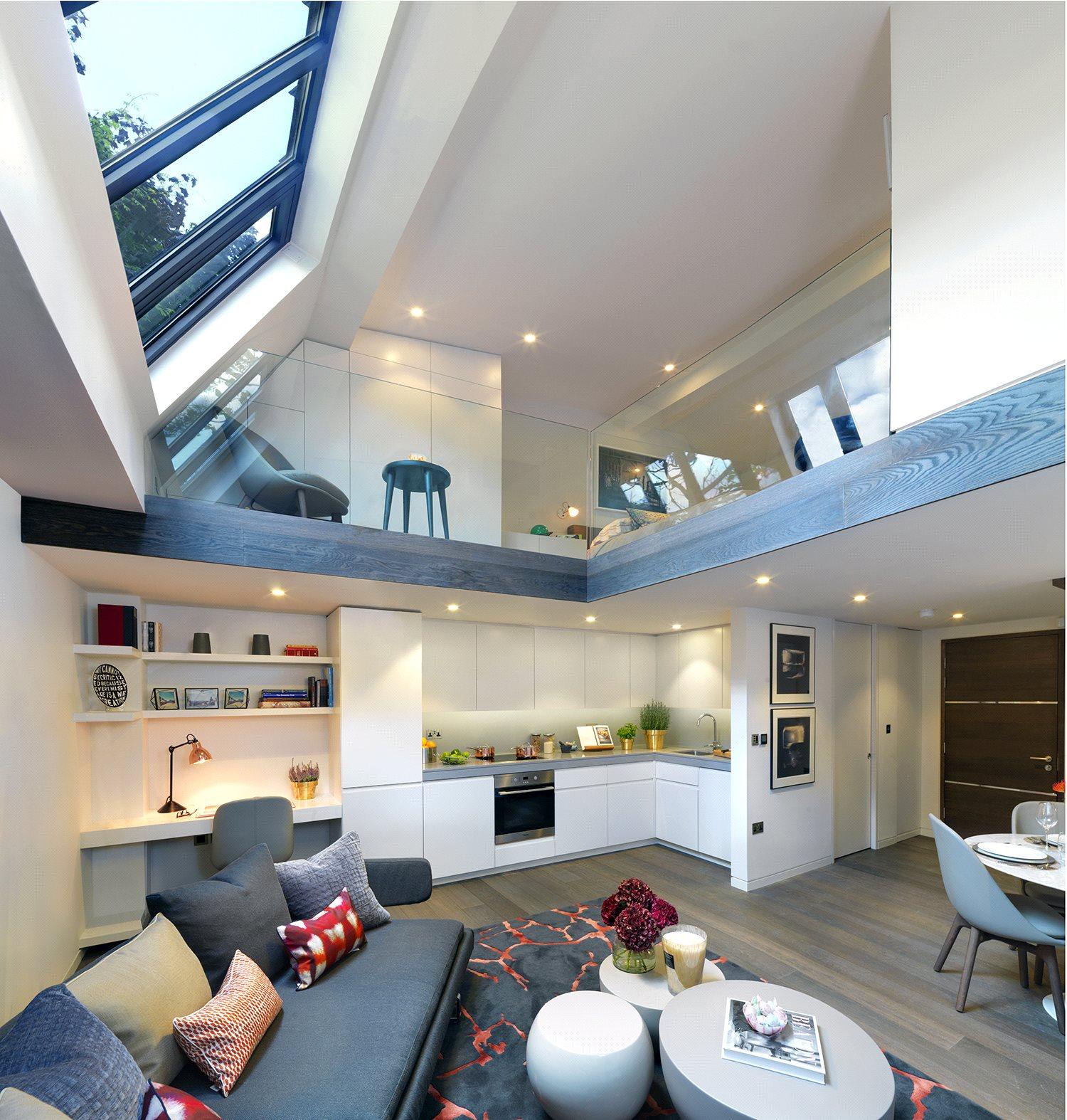 Wohnung für Verkauf beim Bolton Studios, 17B Gilston Road, London, SW10 London, England