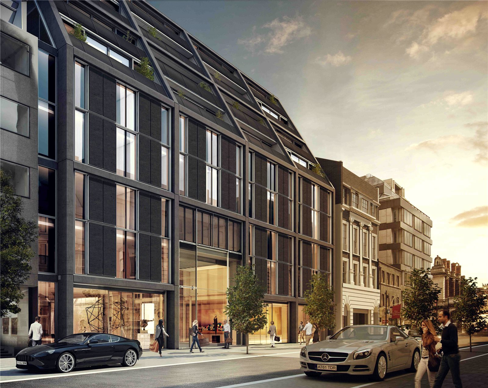 Apartments residences for sale at cork street mayfair london w1s - Additional Photo For Property Listing At Cork Street Mayfair London W1s Mayfair