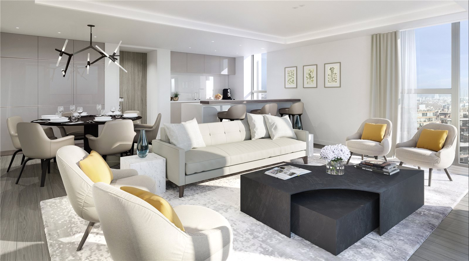 Additional photo for property listing at Paddington Gardens, North Wharf Road, London, W2 London, 英格蘭