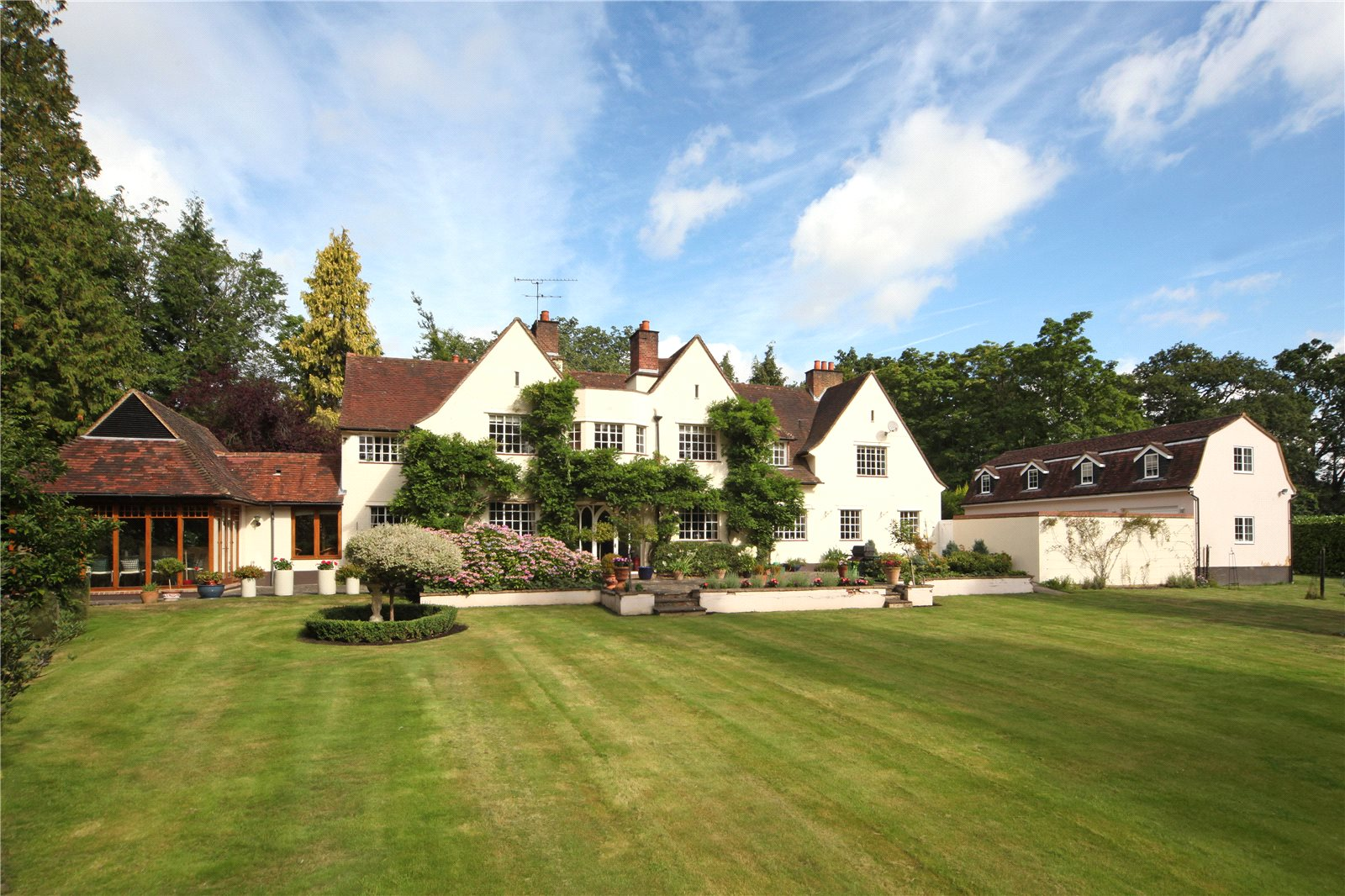 Maison unifamiliale pour l Vente à London Road, Windlesham, Surrey, GU20 Windlesham, Angleterre