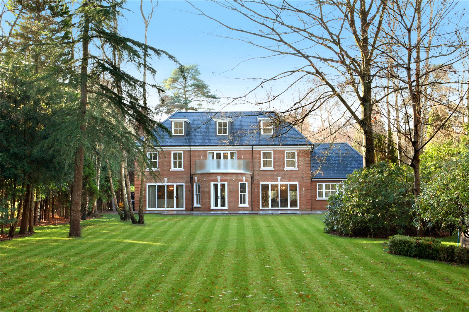 Single Family Home for Sale at Prince Consort Drive, Ascot, Berkshire, SL5 Ascot, England