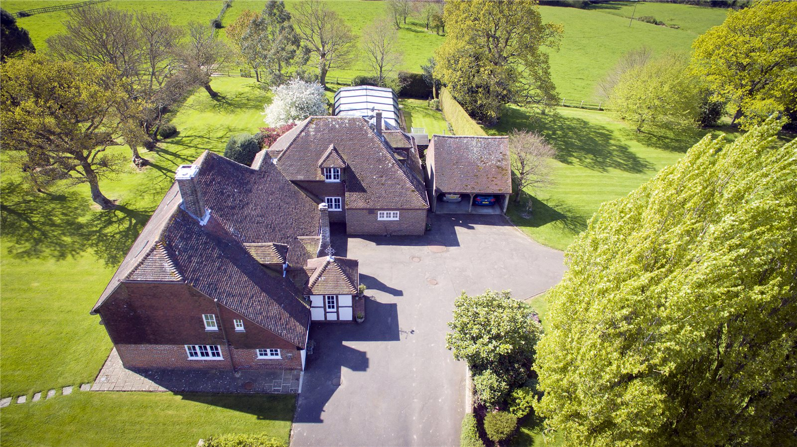 Additional photo for property listing at Magham Down, Hailsham, East Sussex, BN27 Hailsham, Αγγλια
