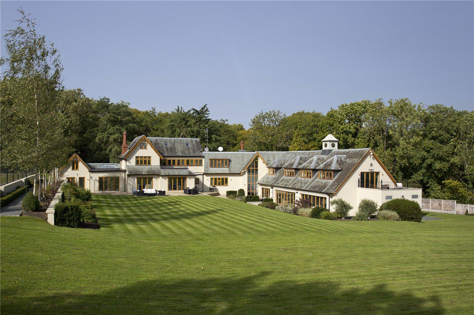 Maison unifamiliale pour l Vente à Vineyards Road, Northaw, Potters Bar, Hertfordshire, EN6 Potters Bar, Angleterre