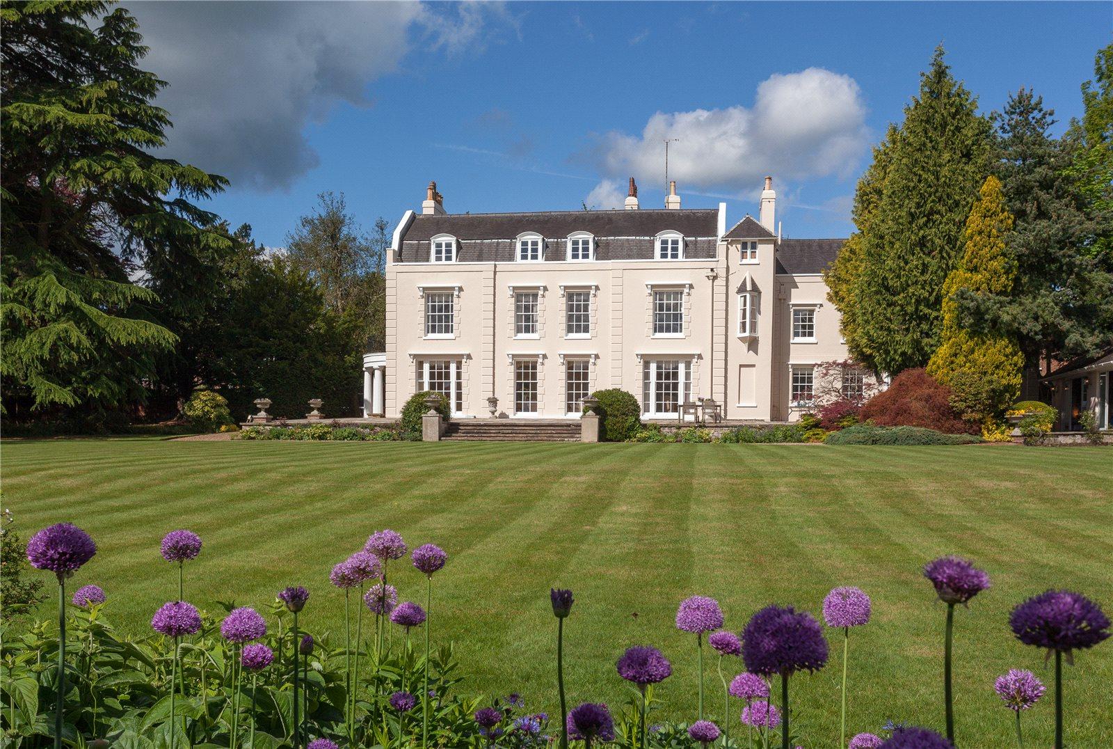 Single Family Home for Sale at Hadham Cross (Lot 1), Much Hadham, Hertfordshire, SG10 Much Hadham, England