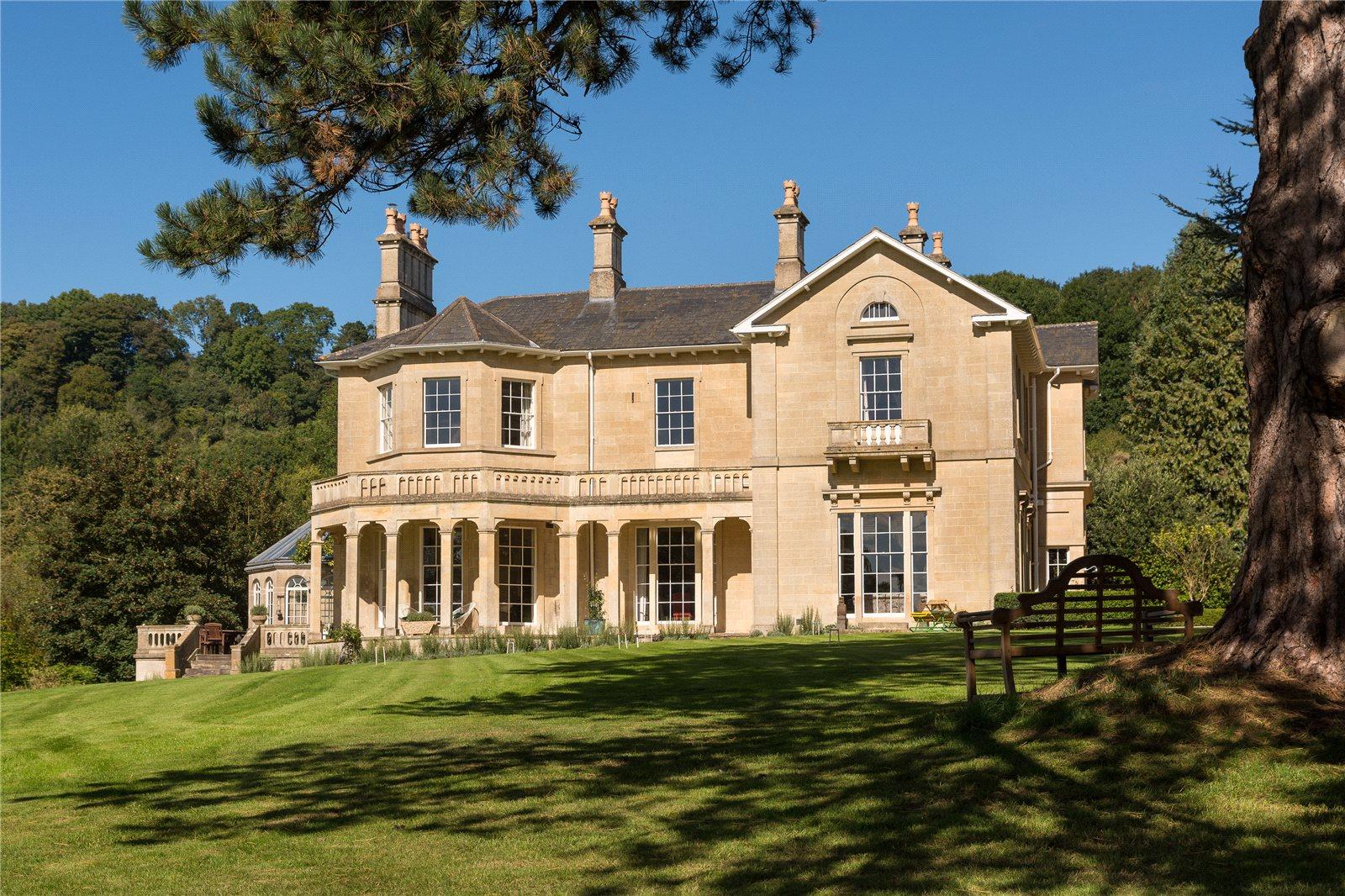 Tek Ailelik Ev için Satış at Kelston Road, Bath, BA1 Bath, Ingiltere