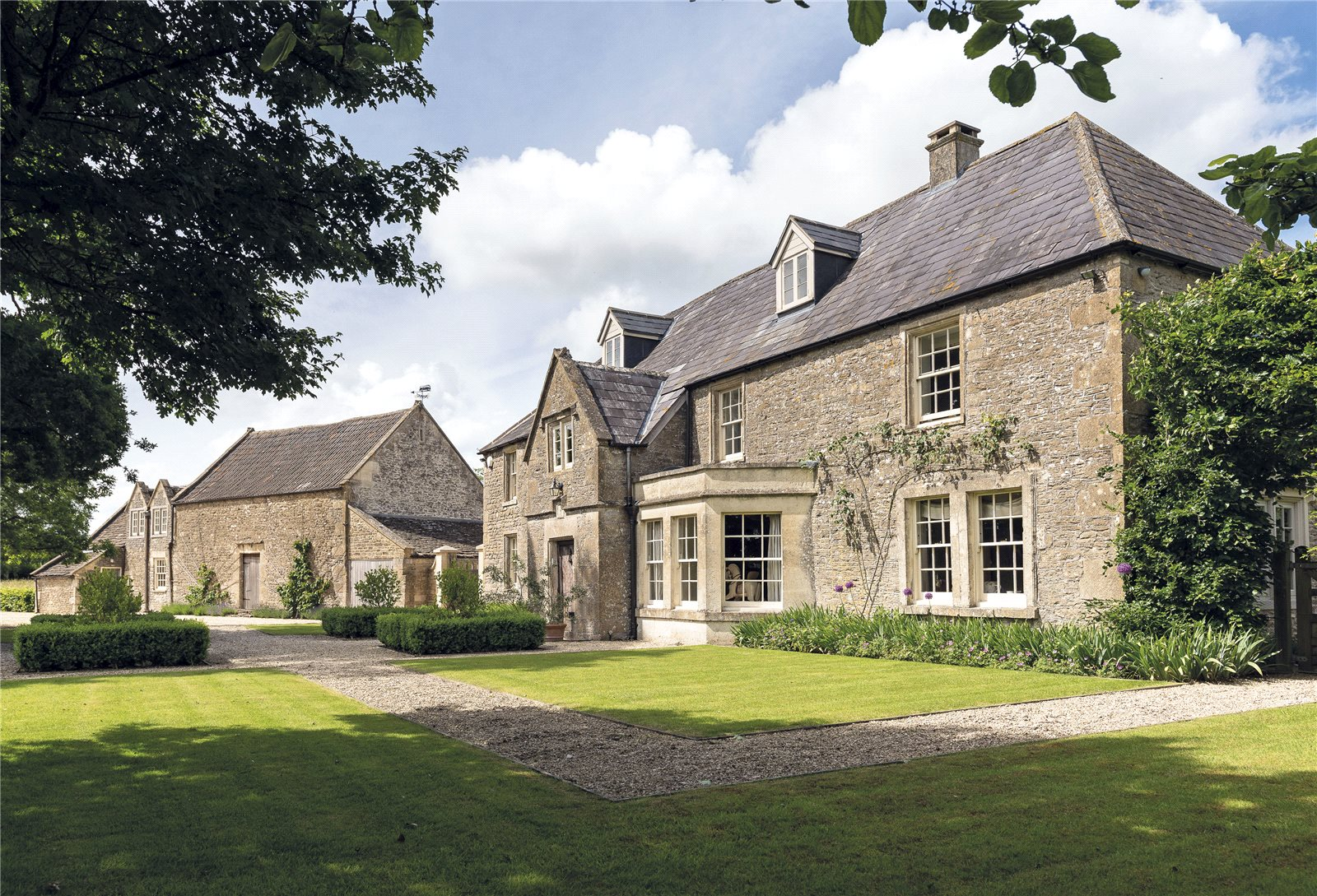 Maison unifamiliale pour l Vente à Ashley Green, Little Ashley, Bradford-on-Avon, Wiltshire, BA15 Bradford, Angleterre
