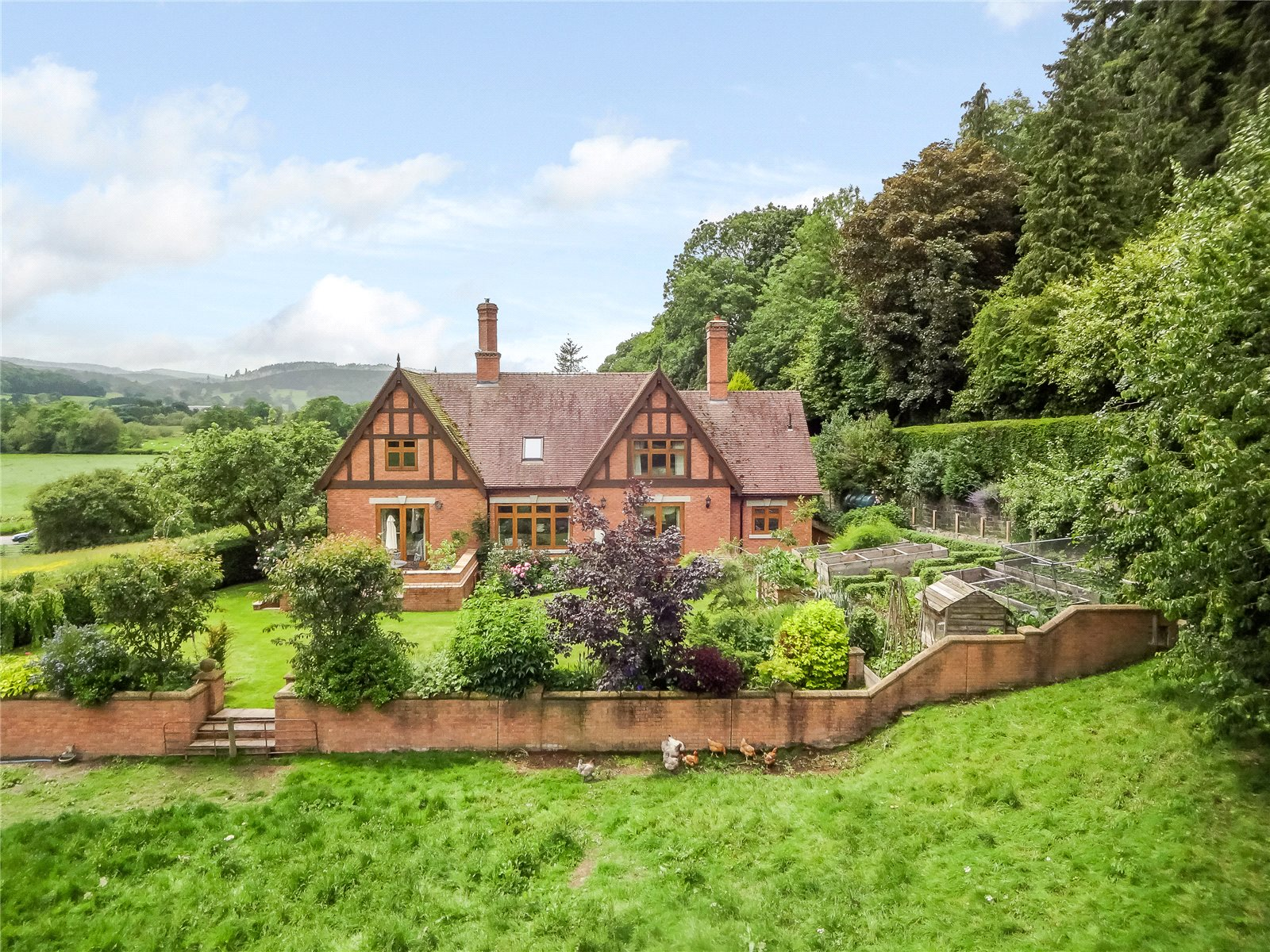 Additional photo for property listing at Bucknell, Shropshire, SY7 Galles