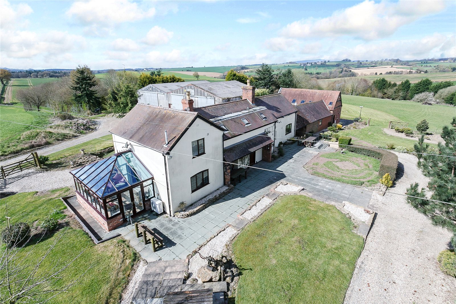 Single Family Home for Sale at Kinlet, Bewdley, Worcestershire, DY12 Bewdley, England