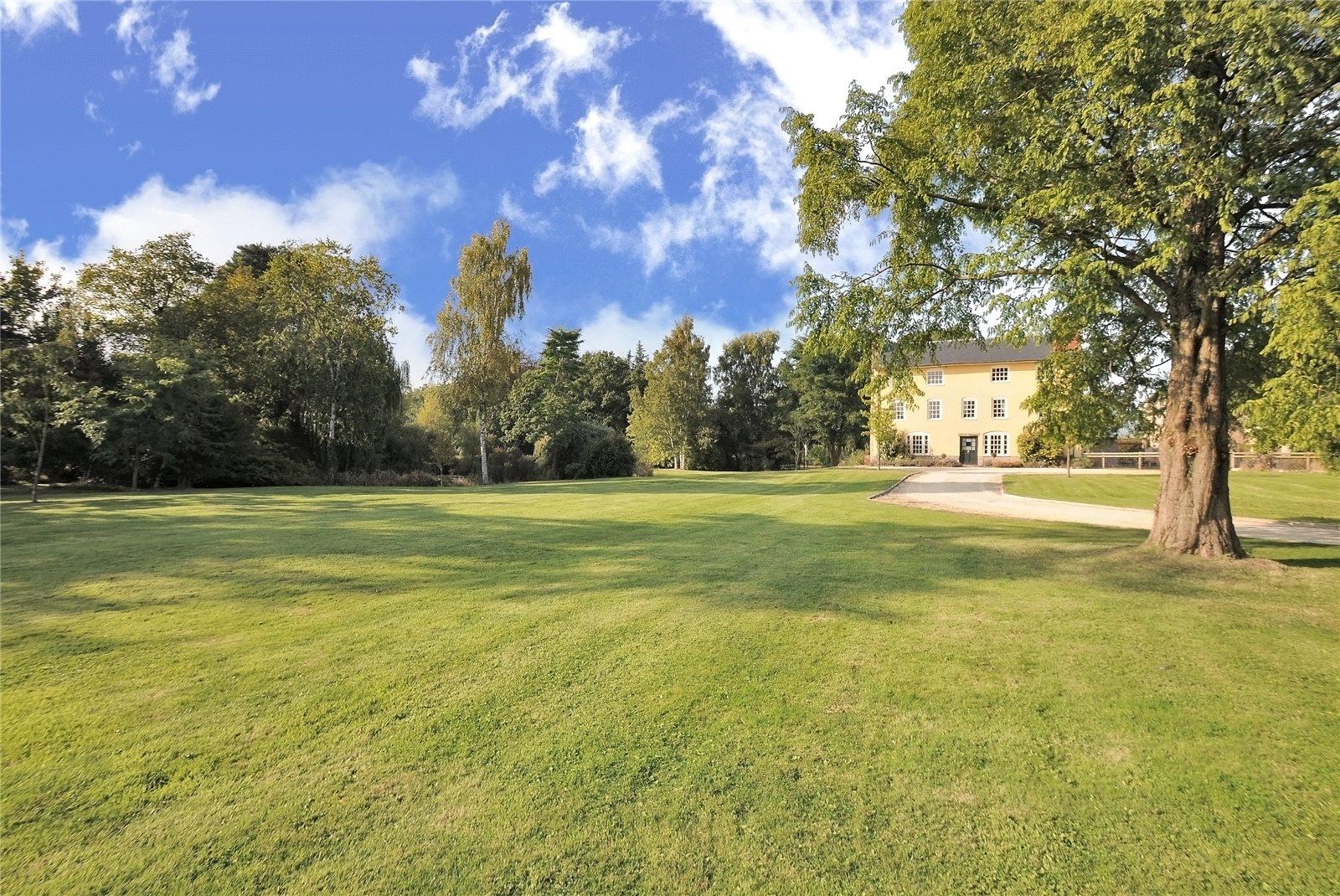 Maison unifamiliale pour l Vente à Eardisland, Leominster, Herefordshire, HR6 Wales