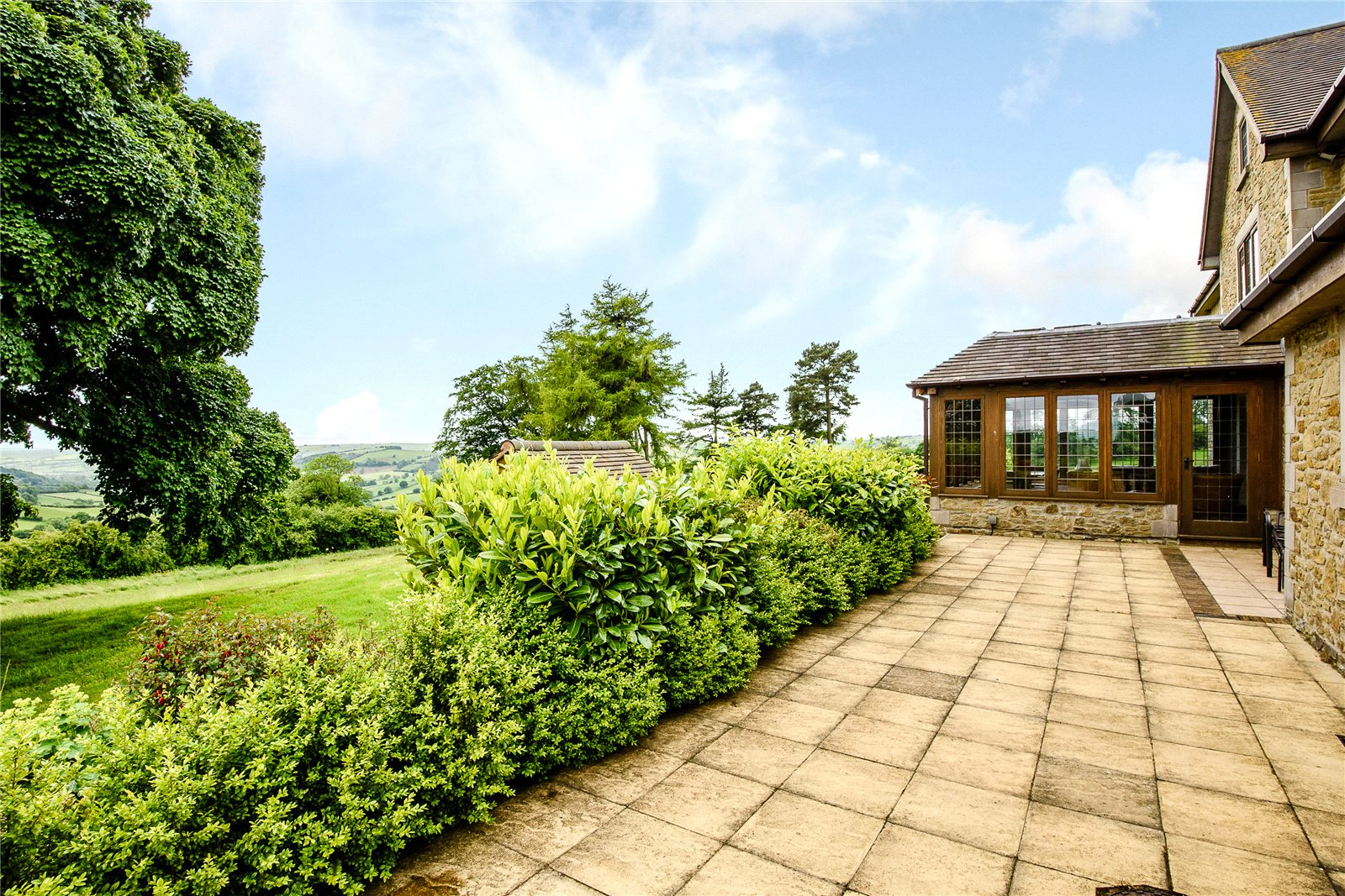 bishops moat bishops castle shropshire sy9 a luxury home for