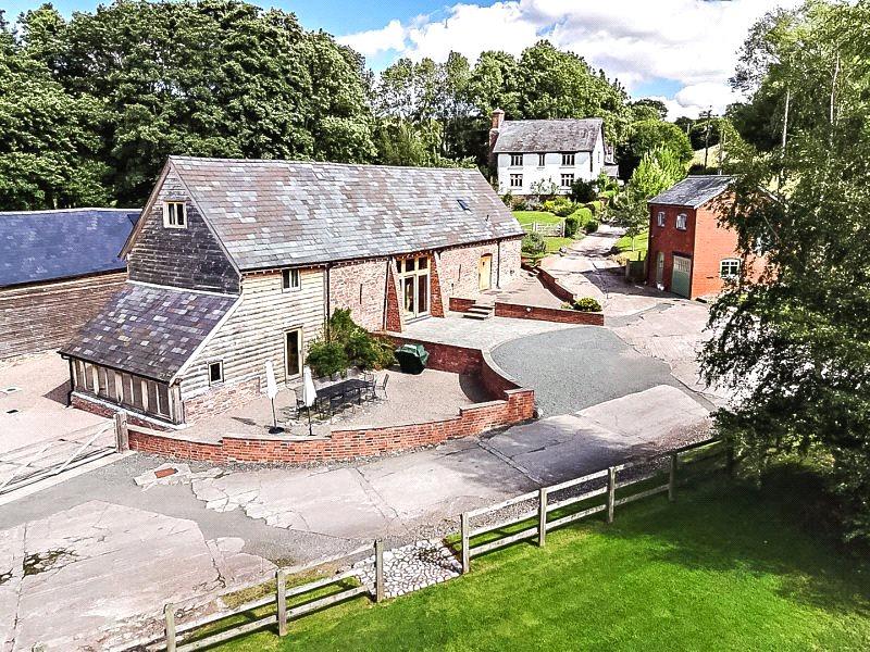 一戸建て のために 売買 アット Abbey Dore, Herefordshire, HR2 Wales