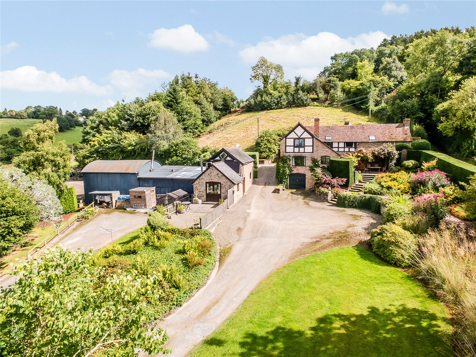 Additional photo for property listing at Titterhill, Haytons Bent, Ludlow, Shropshire, SY8 Wales