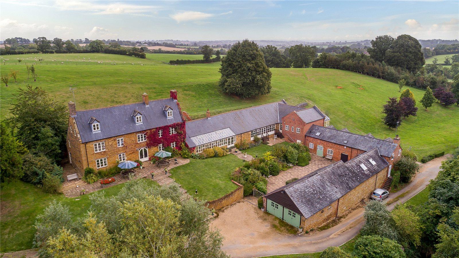 Μονοκατοικία για την Πώληση στο West Haddon Road, Long Buckby, Northampton, Northamptonshire, NN6 Northampton, Αγγλια
