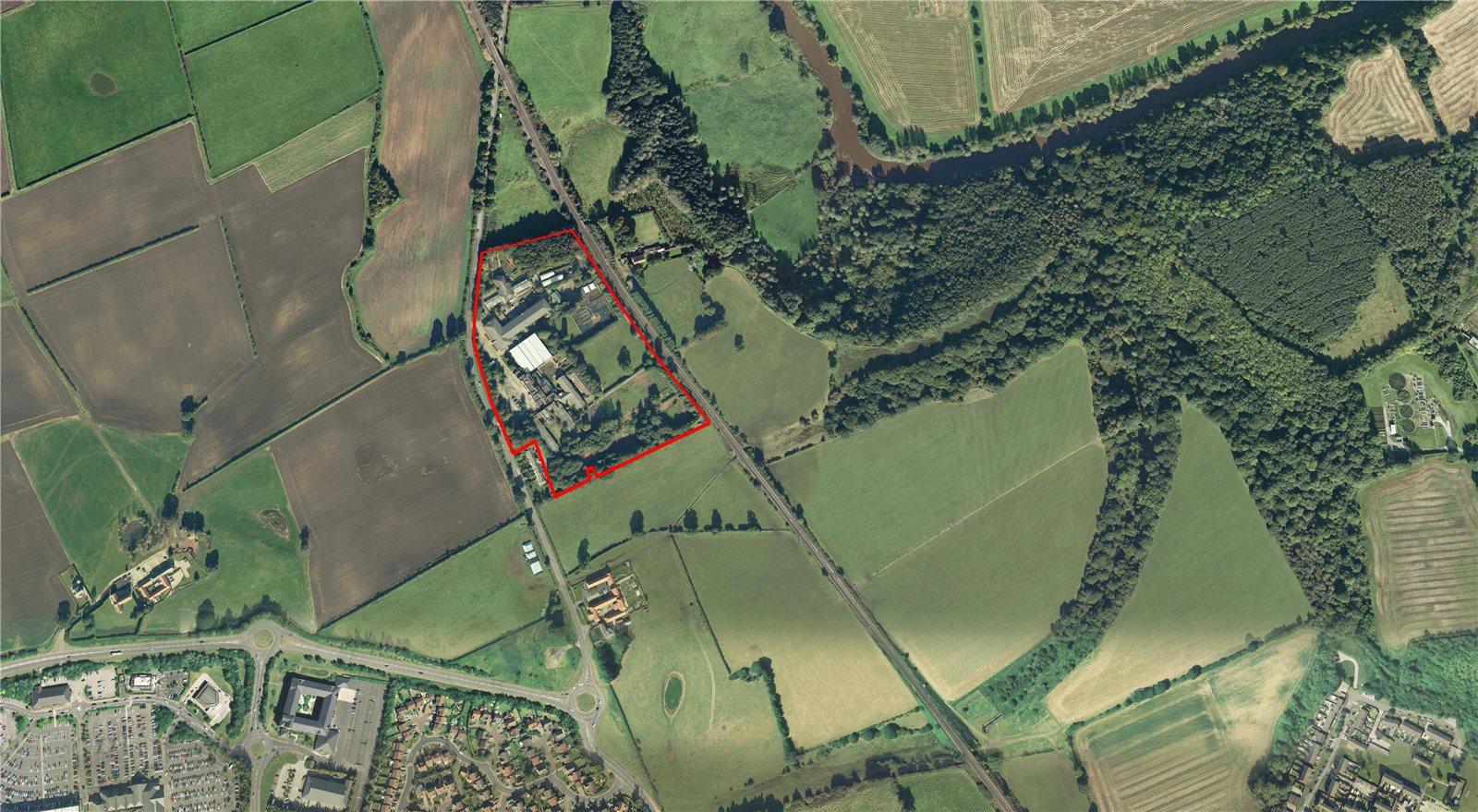 Земельный участок для того Продажа на Durham, County Durham, DH1 County Durham, Англия