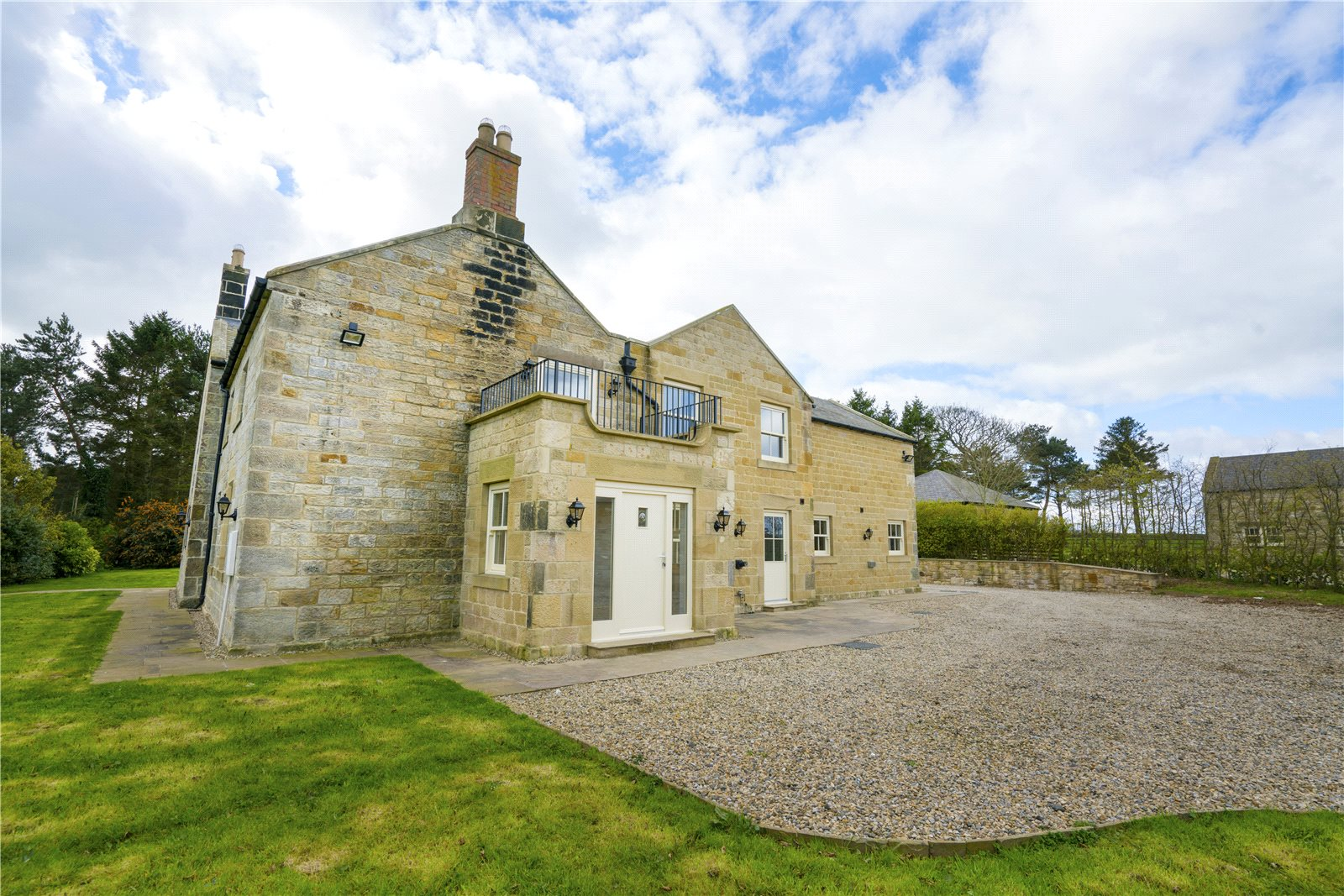 Additional photo for property listing at Highmoor Farm, Longhorsley, Morpeth, Northumberland, NE65 Morpeth, England