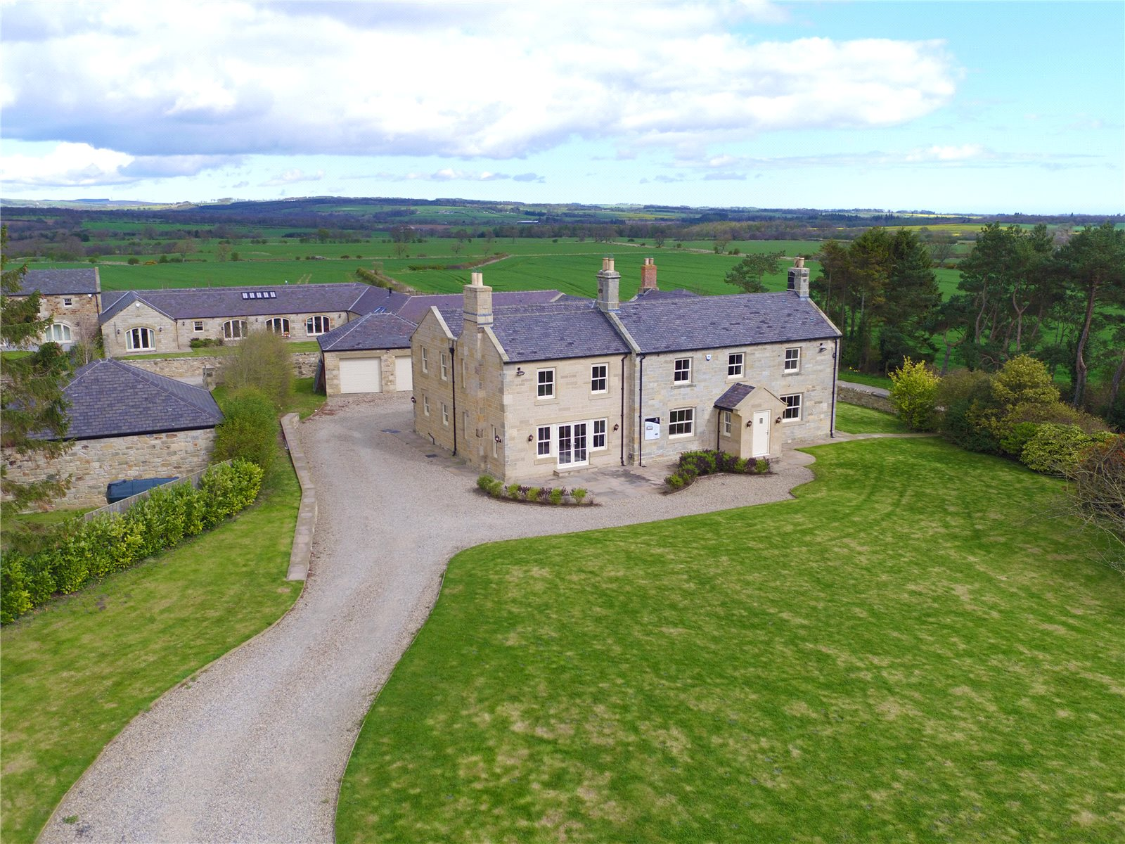 Additional photo for property listing at Highmoor Farm, Longhorsley, Morpeth, Northumberland, NE65 Morpeth, Angleterre