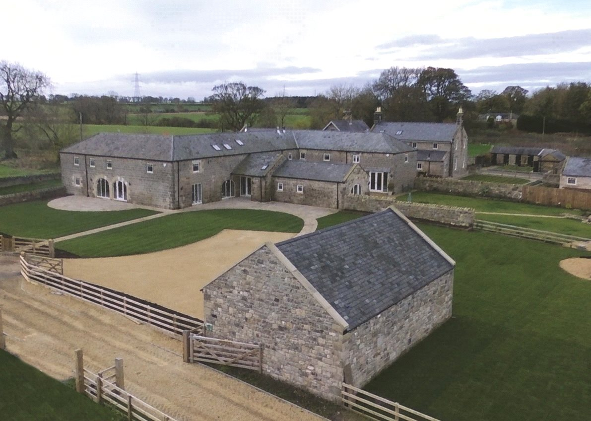 Single Family Home for Sale at Rivergreen Kennels, Morpeth, Northumberland, NE61 Morpeth, England