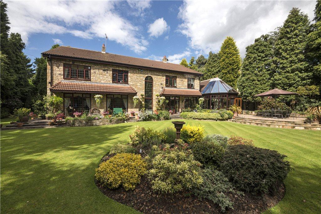 Частный дом для того Продажа на Woolsington Park South, Woolsington, Newcastle upon Tyne, NE13 Newcastle Upon Tyne, Англия